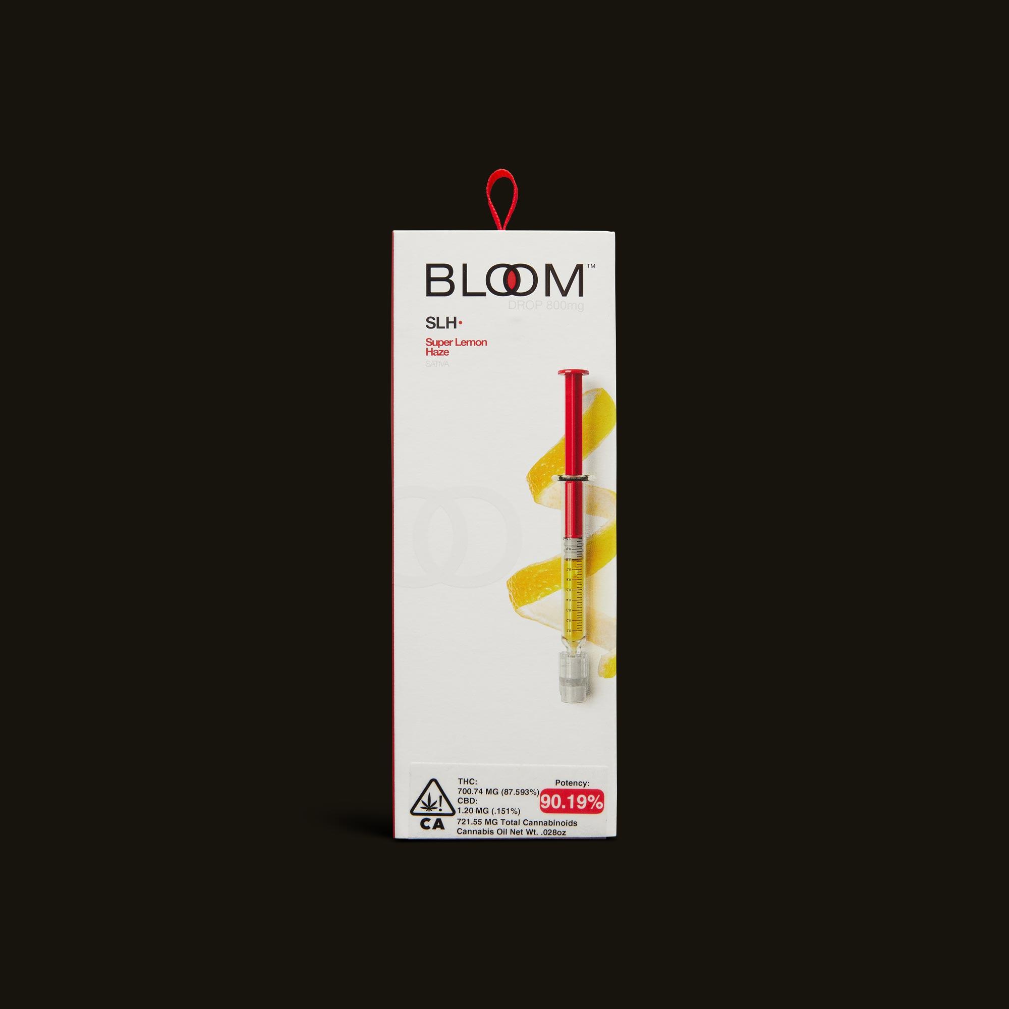 Super Lemon Haze Drop - One 800mg syringe