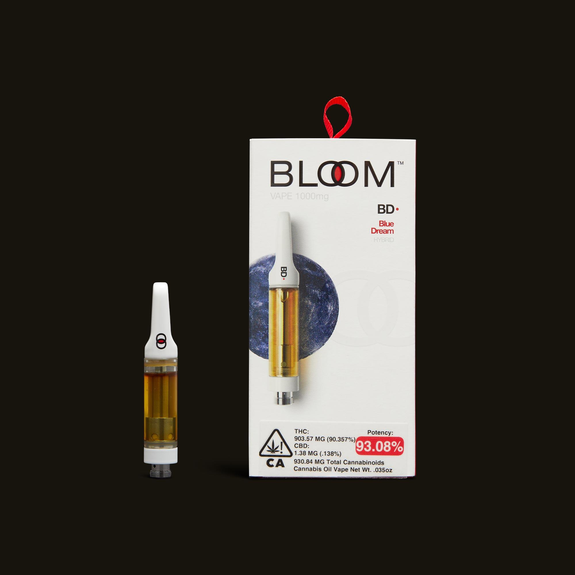 Blue Dream Cartridge - 1g by Bloom Brands