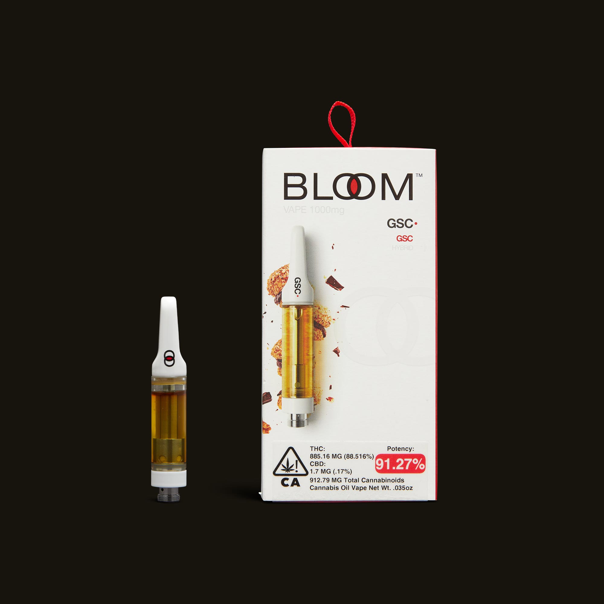 GSC Cartridge - 1g by Bloom Brands