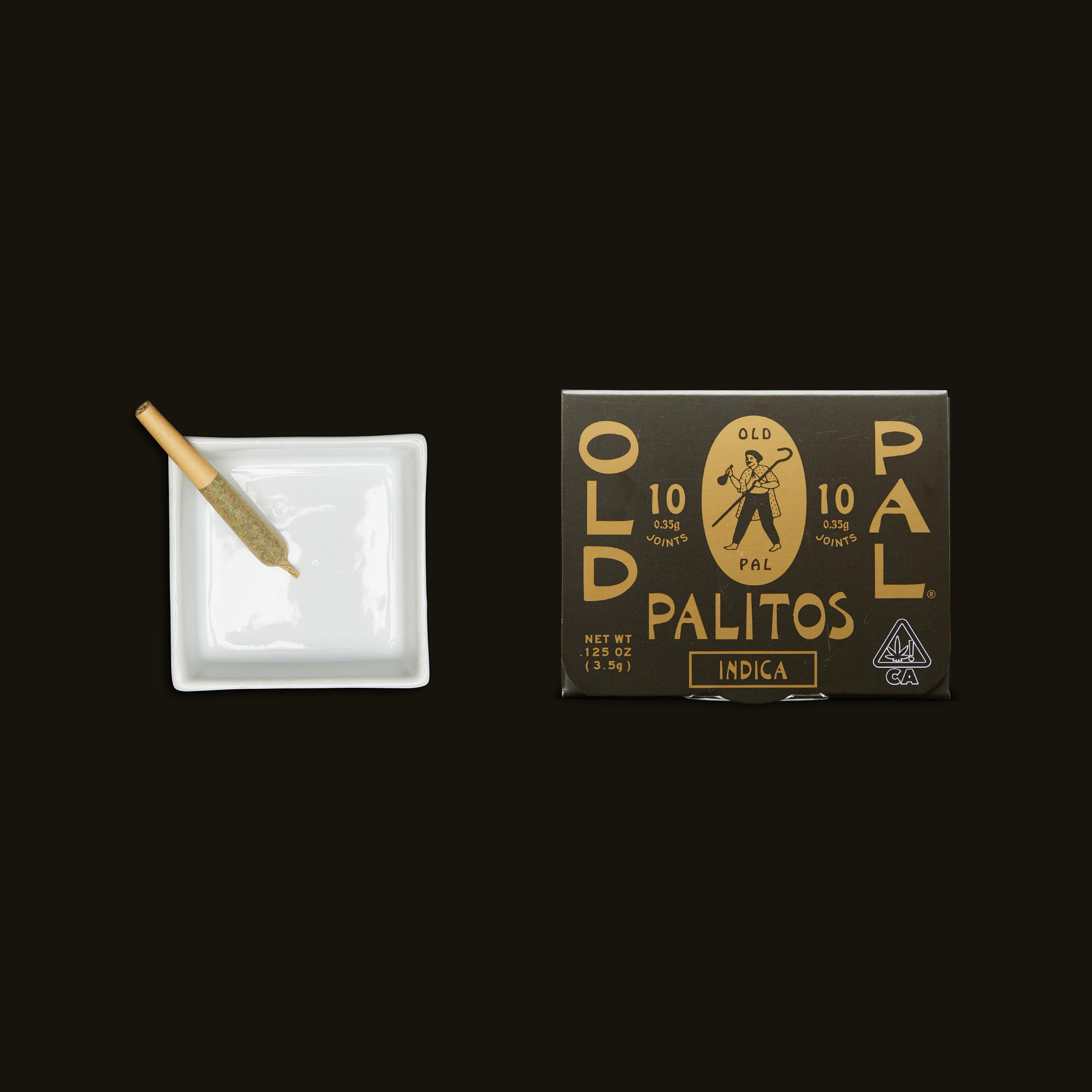 OLD PAL Palitos Indica Pre-Rolls