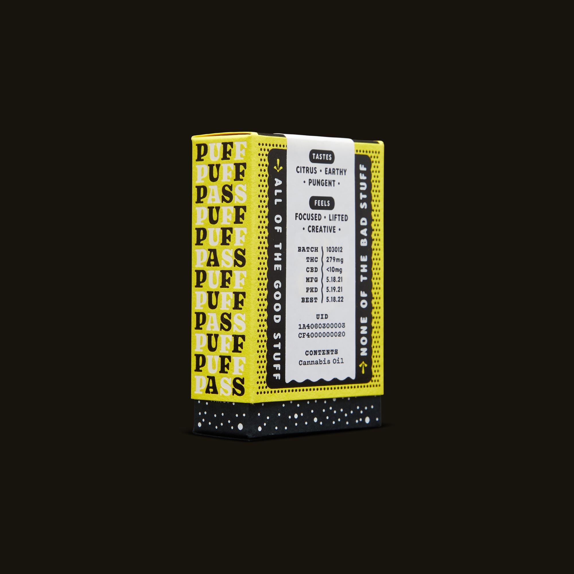 Sonder Vape Pen - Sour Dream Cartridge