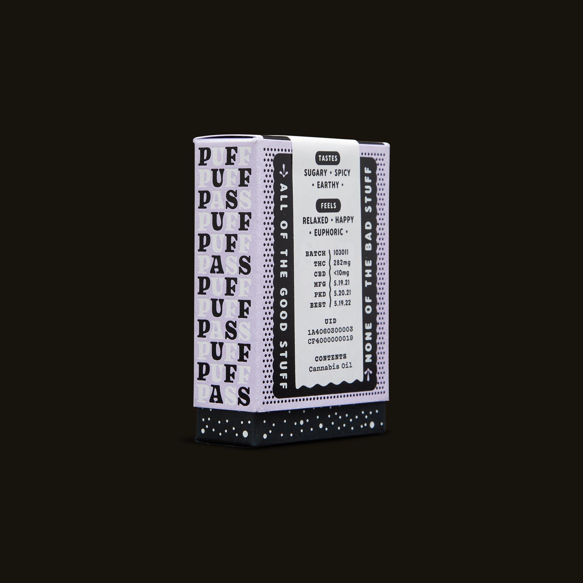 Sonder Vape Pen - Biscotti Cartridge