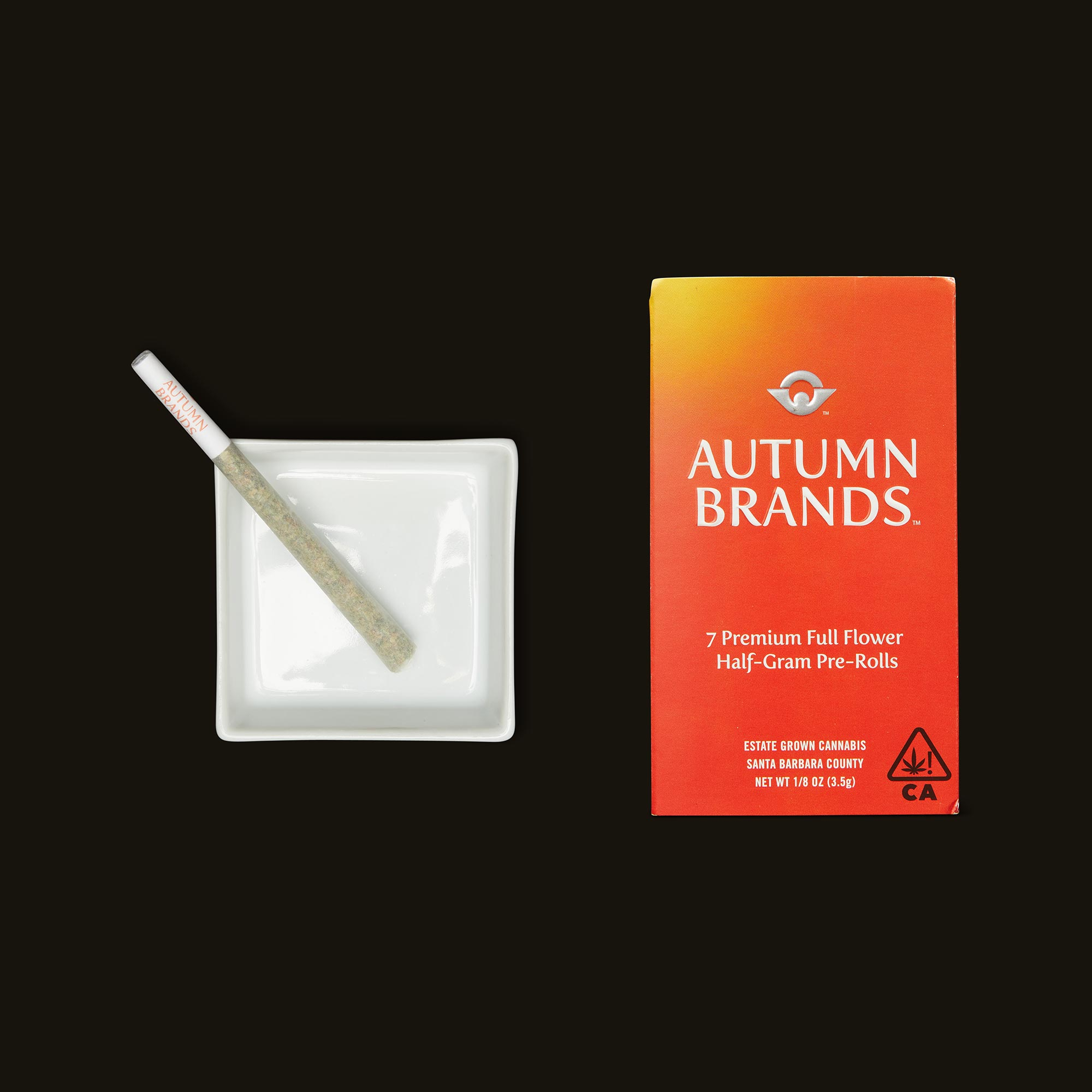 Autumn Brands Strawberry Cake Pre-Roll Pack