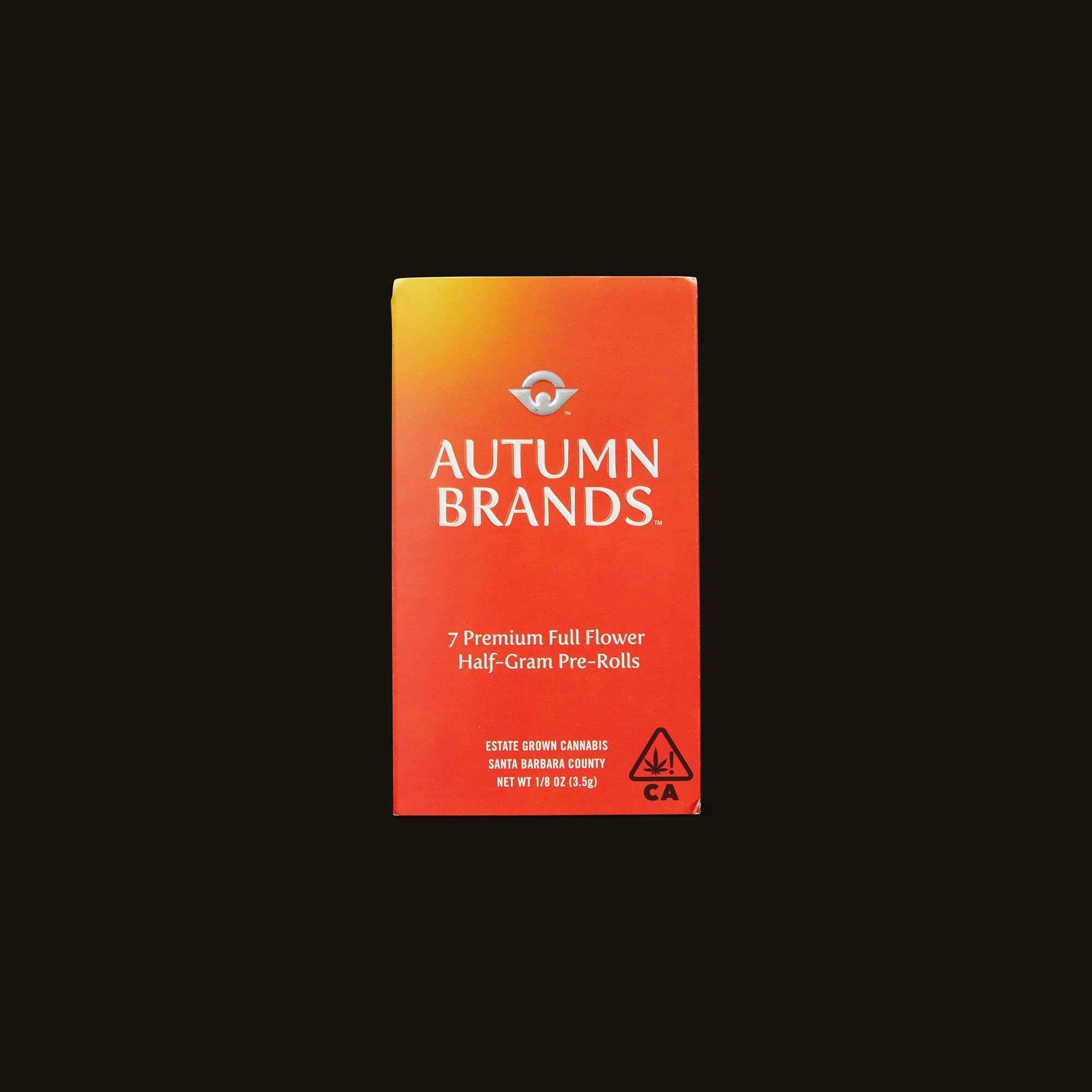 Autumn OG Pre-Roll Pack - Seven 0.5g joints