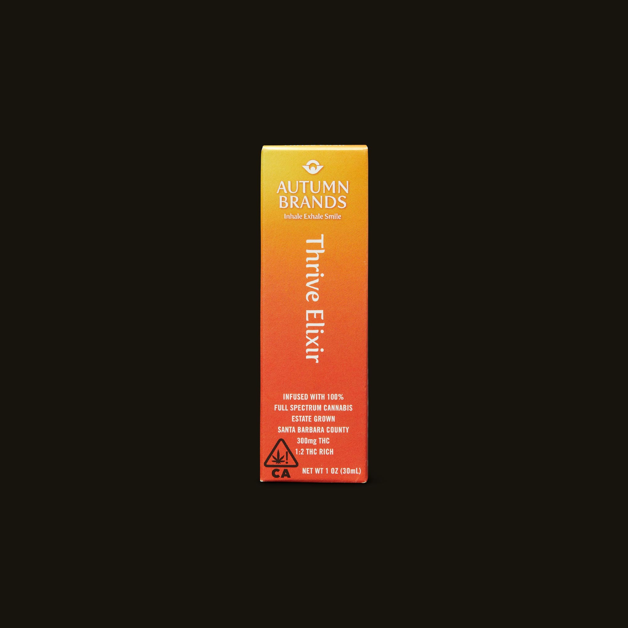 Thrive Elixir - 30mL (300mg THC)