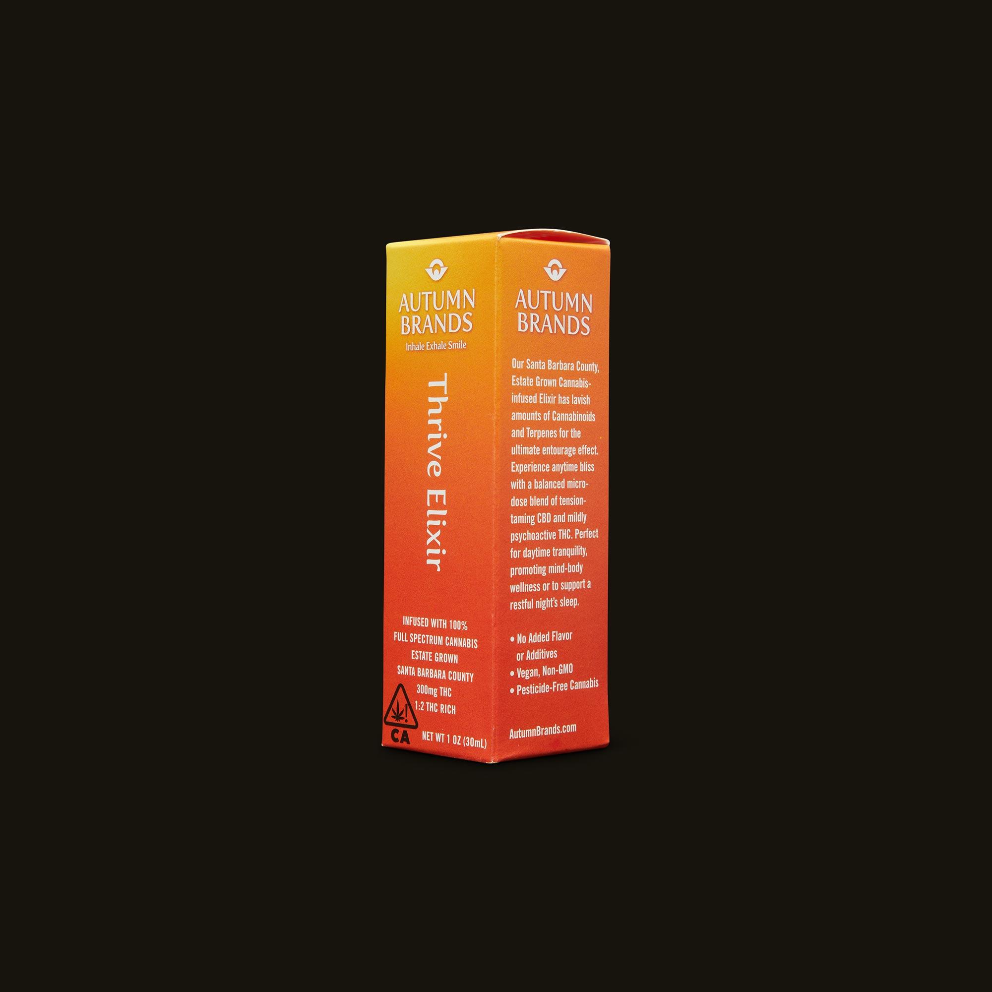 Autumn Brands Sublingual - Thrive Elixir