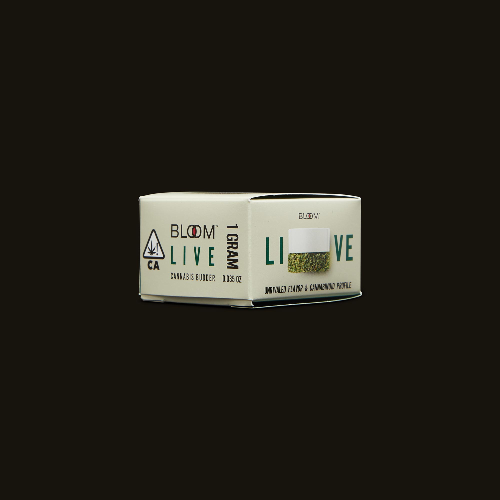 Bloom Brands Concentrate - Fatso Live Budder