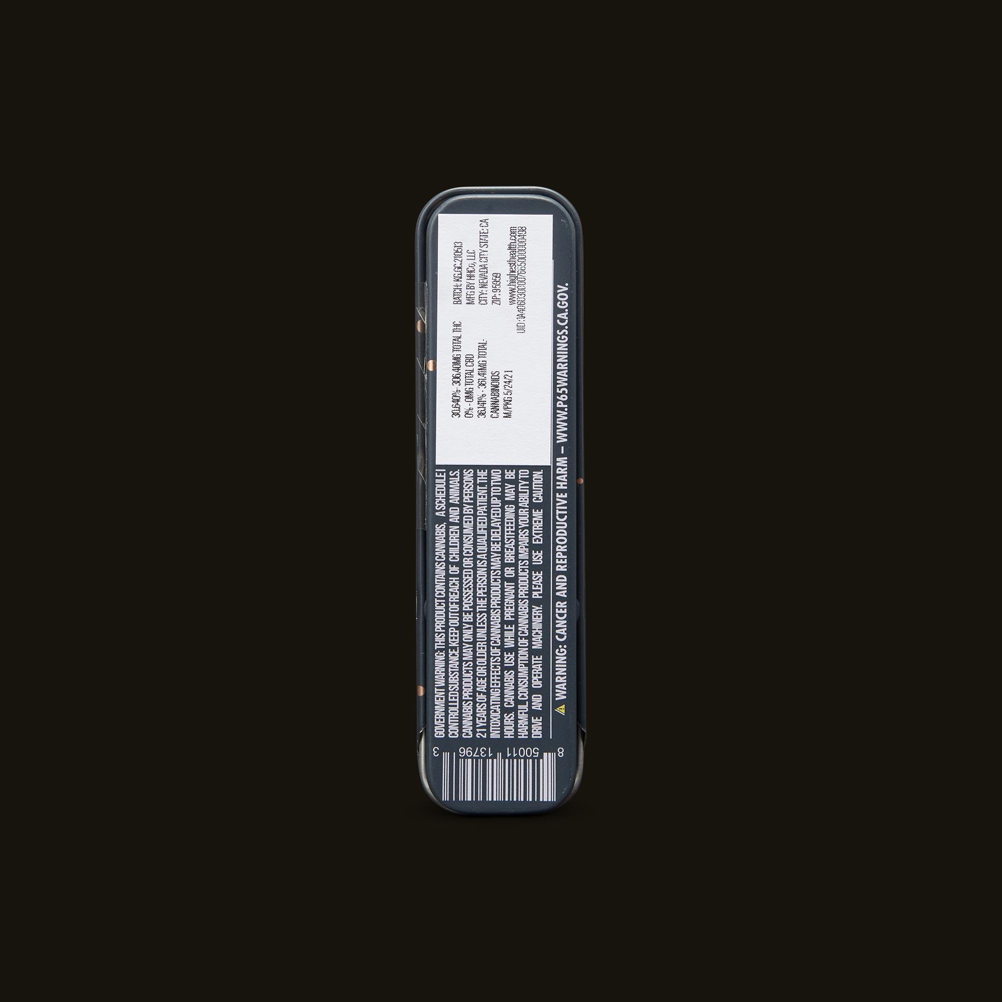 LEUNE Pre-Rolls - Calibre Hash Infused Pre-Rolls