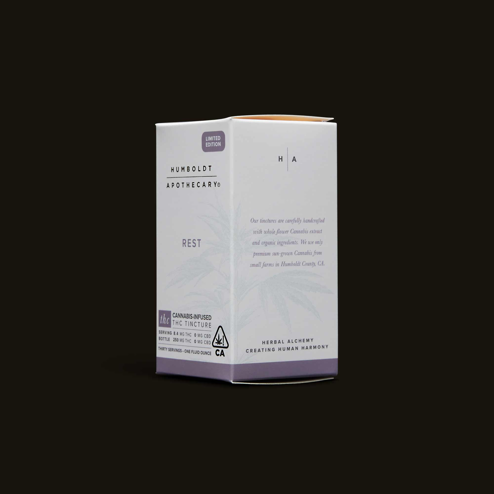 Humboldt Apothecary Sublingual - Rest
