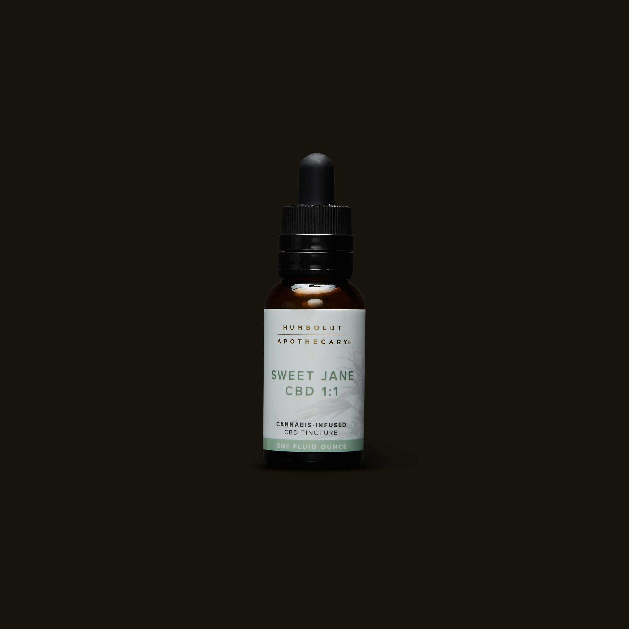Medium Sublingual by Humboldt Apothecary