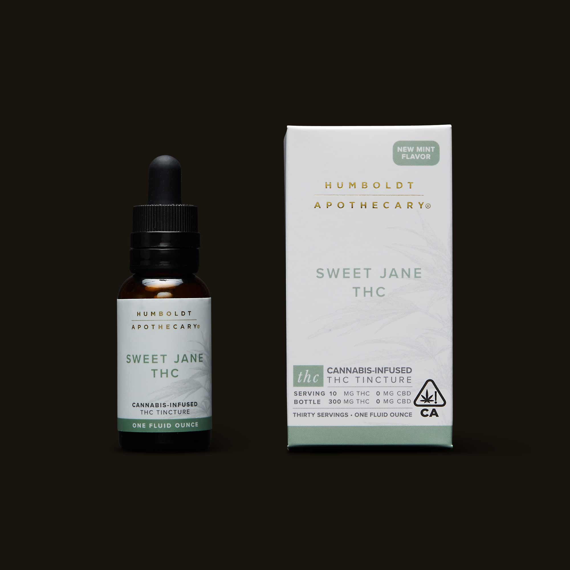 Sweet Jane THC - 1/2fl oz, 1fl oz