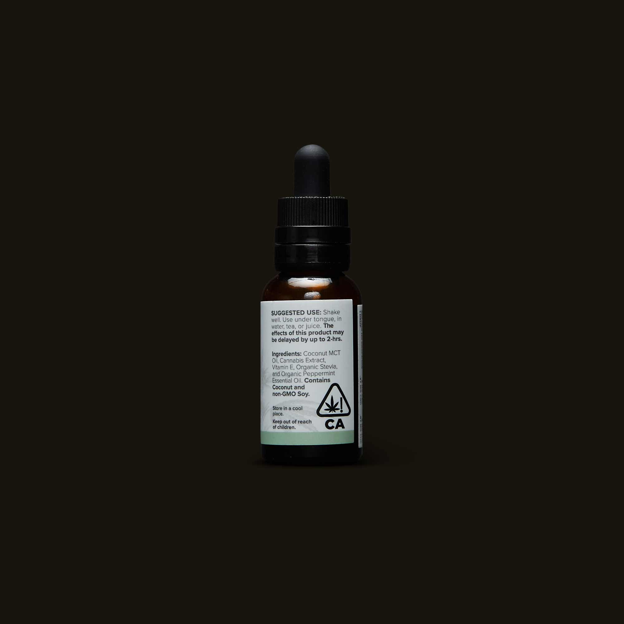 Sweet Jane CBD 4:1 - Sublingual for feeling Relaxed