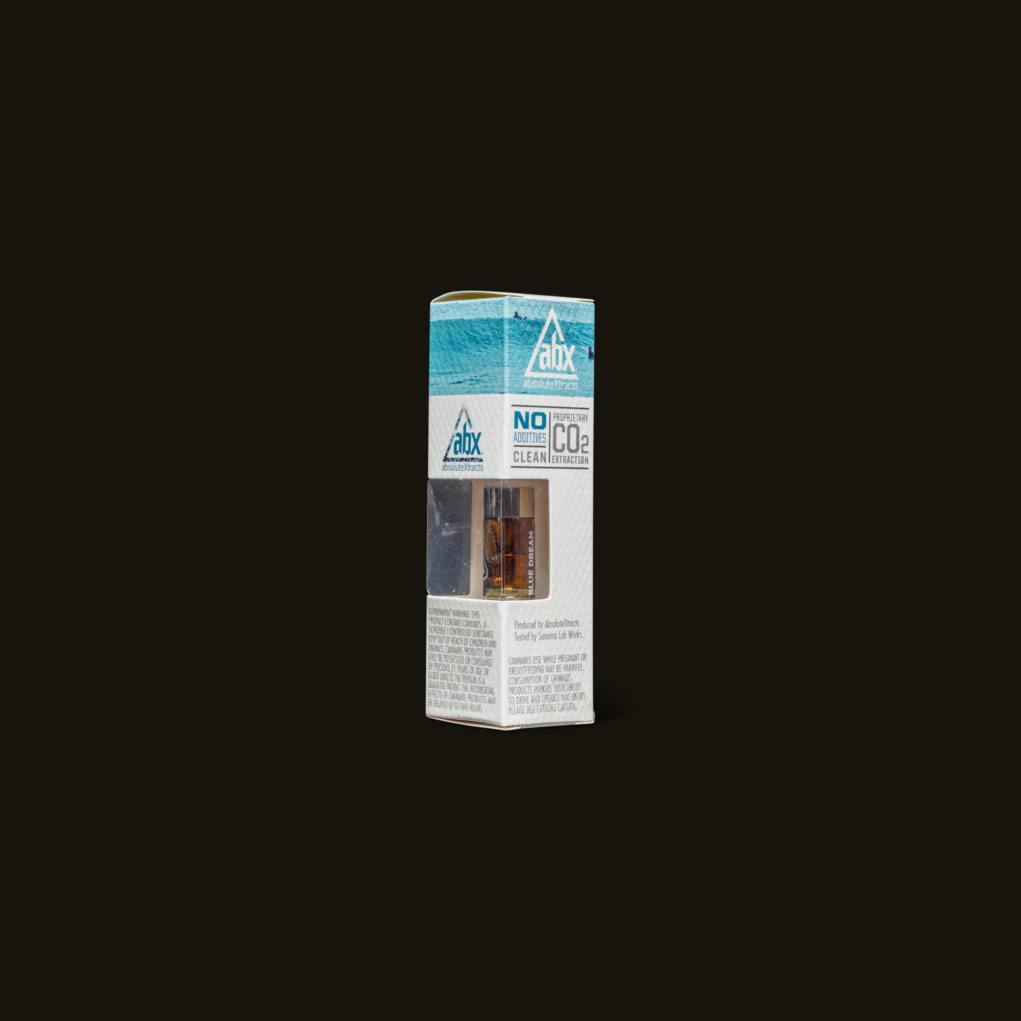 AbsoluteXtracts Vape Pen - Blue Dream Cartridge
