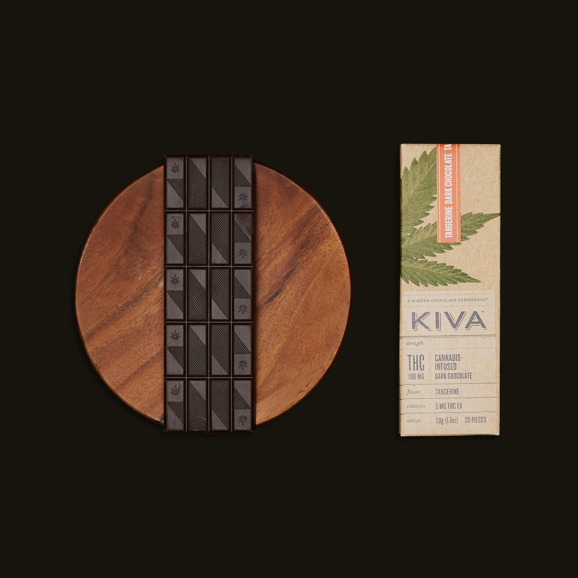 Medium Edible by Kiva Confections