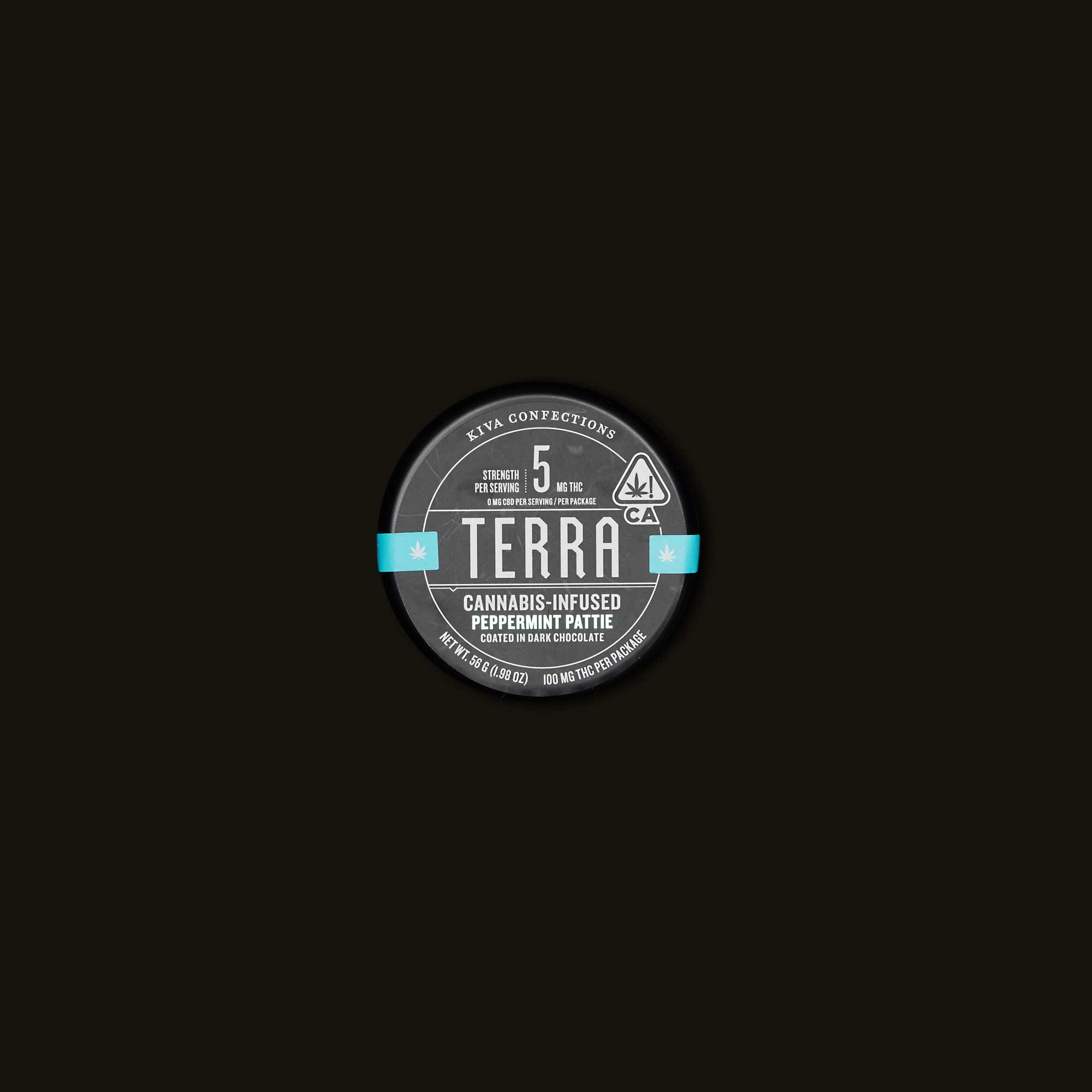 Terra Peppermint Pattie Bites - 20 bites