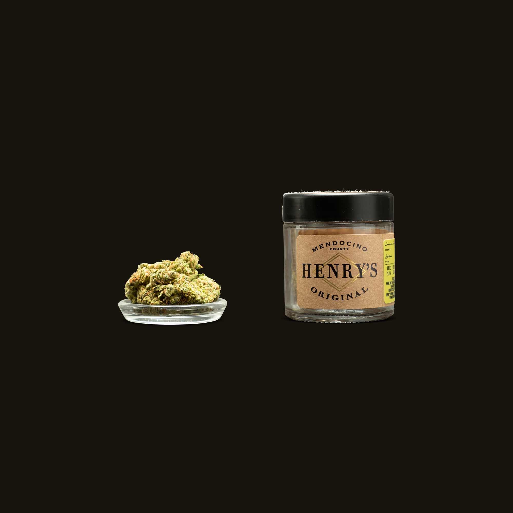 Henry's Original Lemon Jack