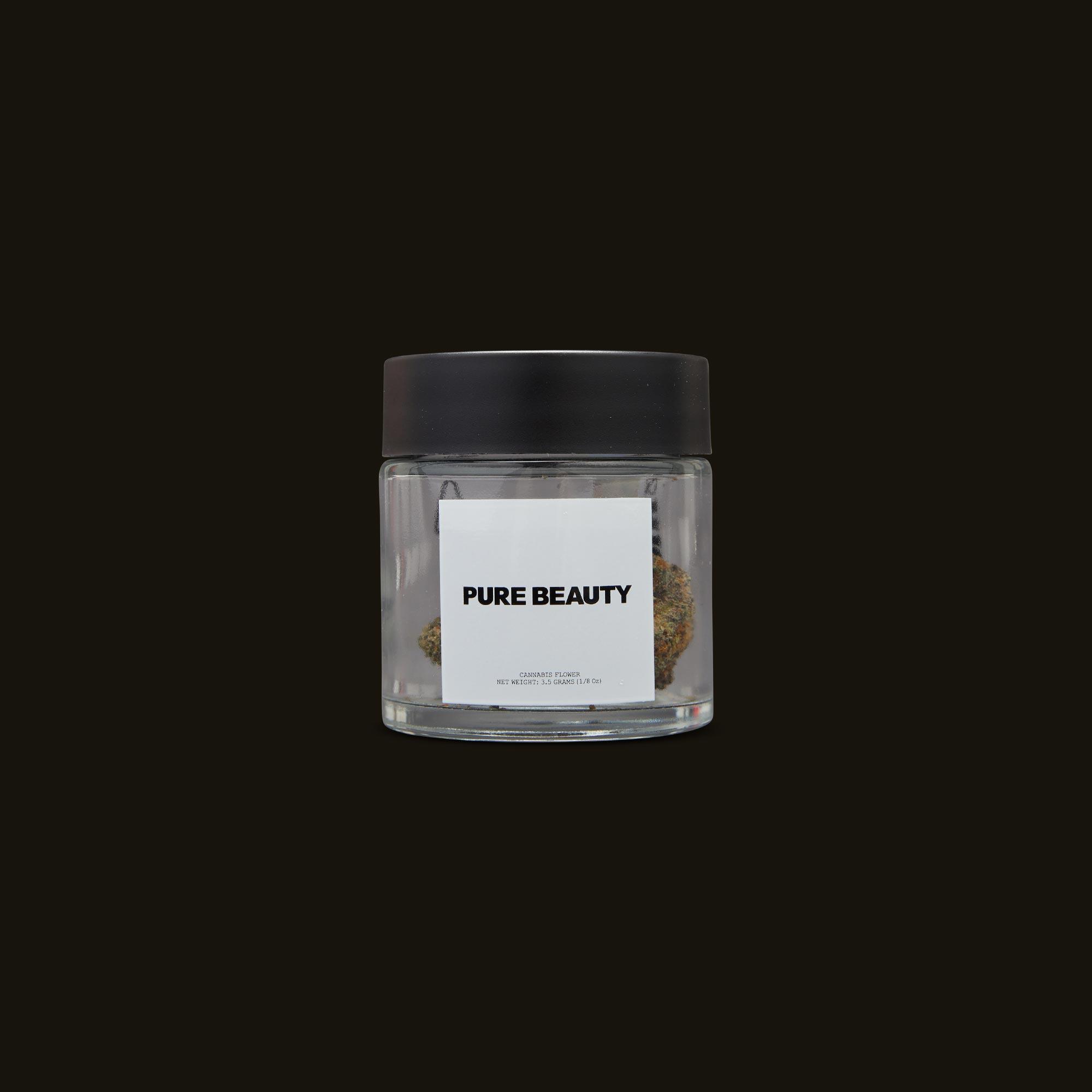 Pure Beauty Harlequin x GDP Jar
