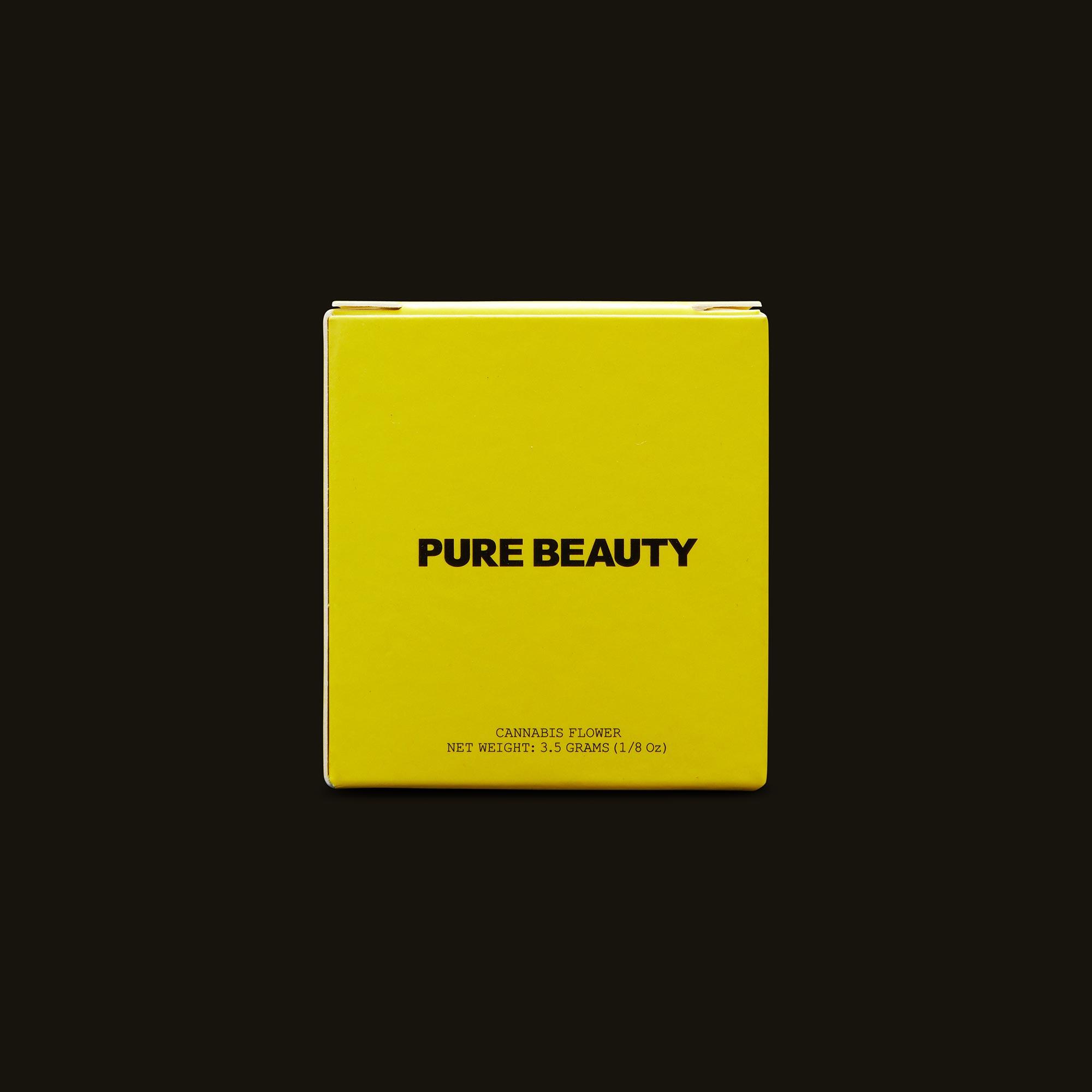 Pure Beauty Orangina Box