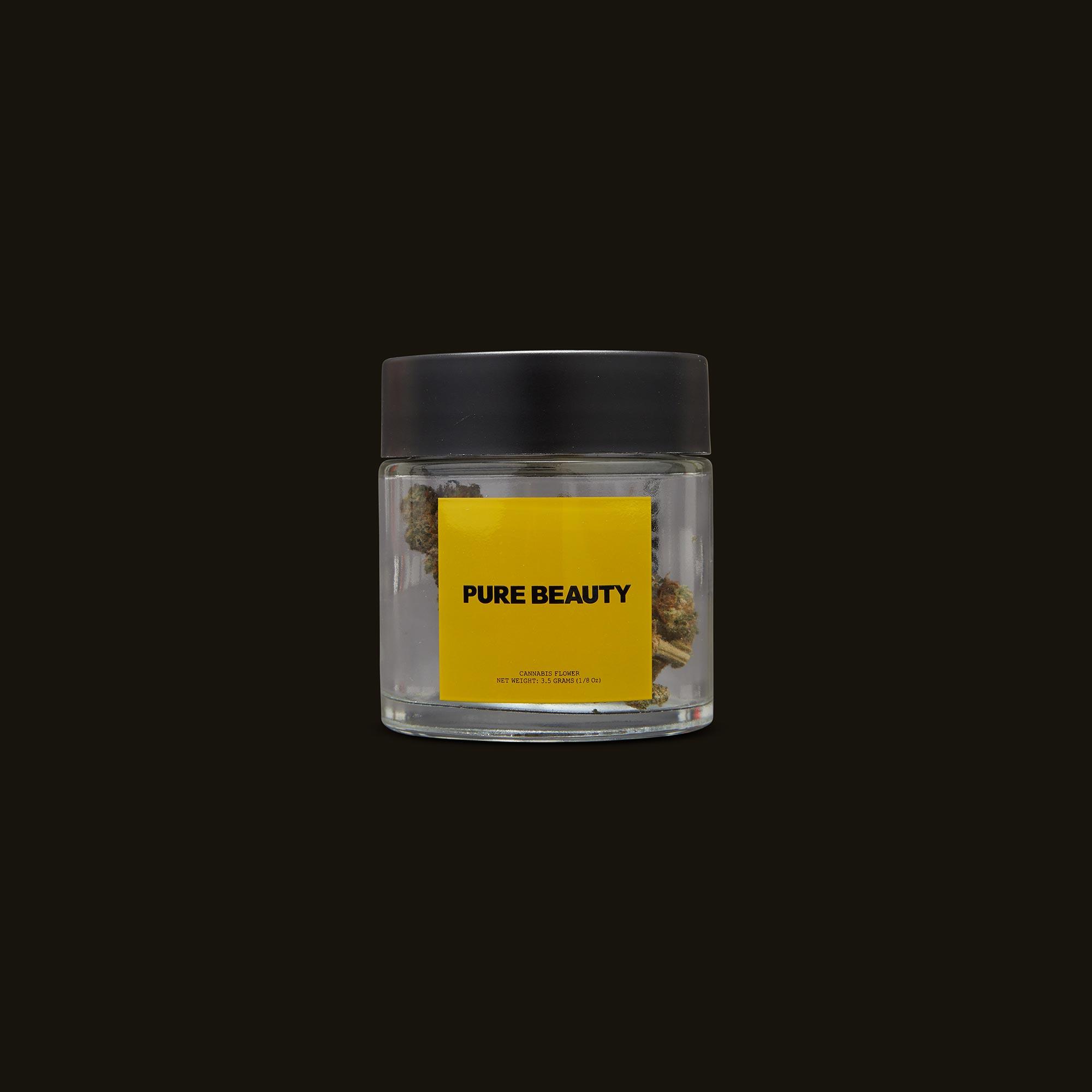 Pure Beauty Orangina Jar