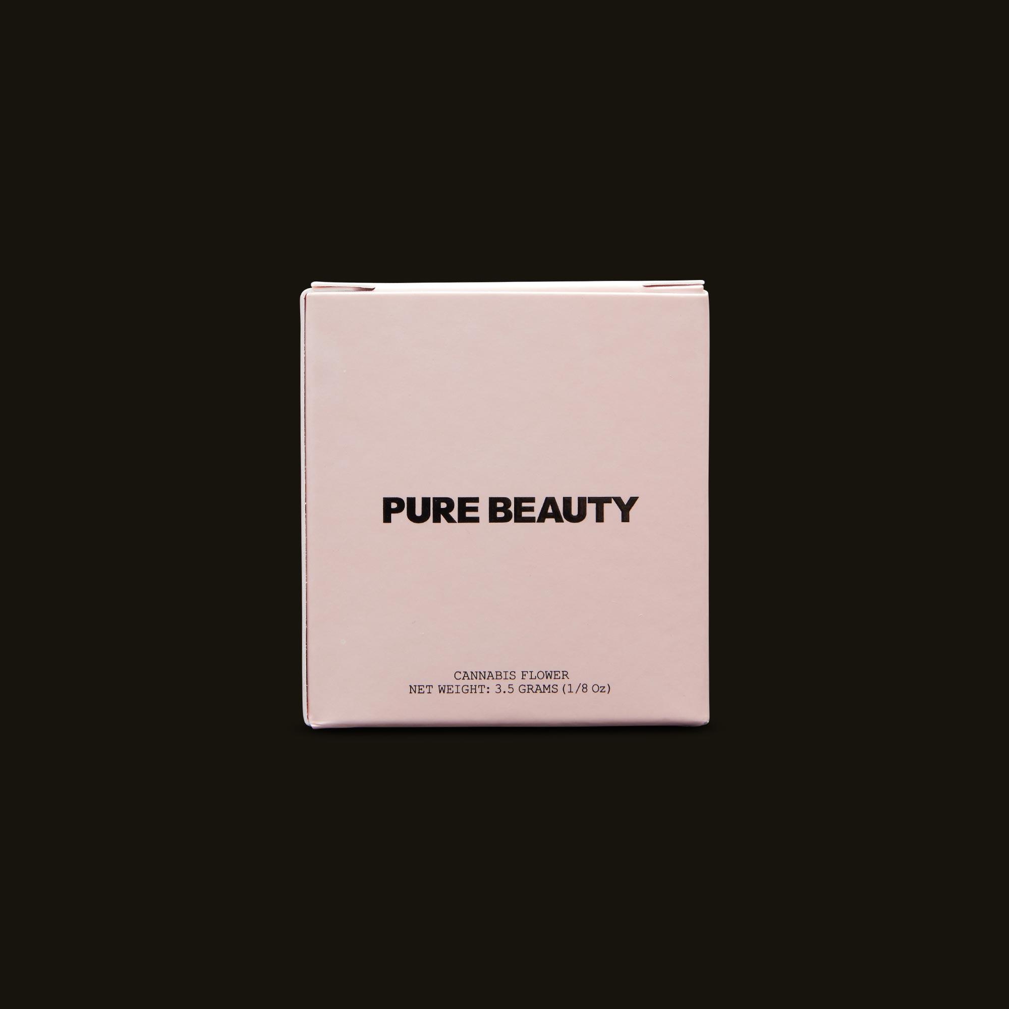 Pure Beauty Lava Cake Box