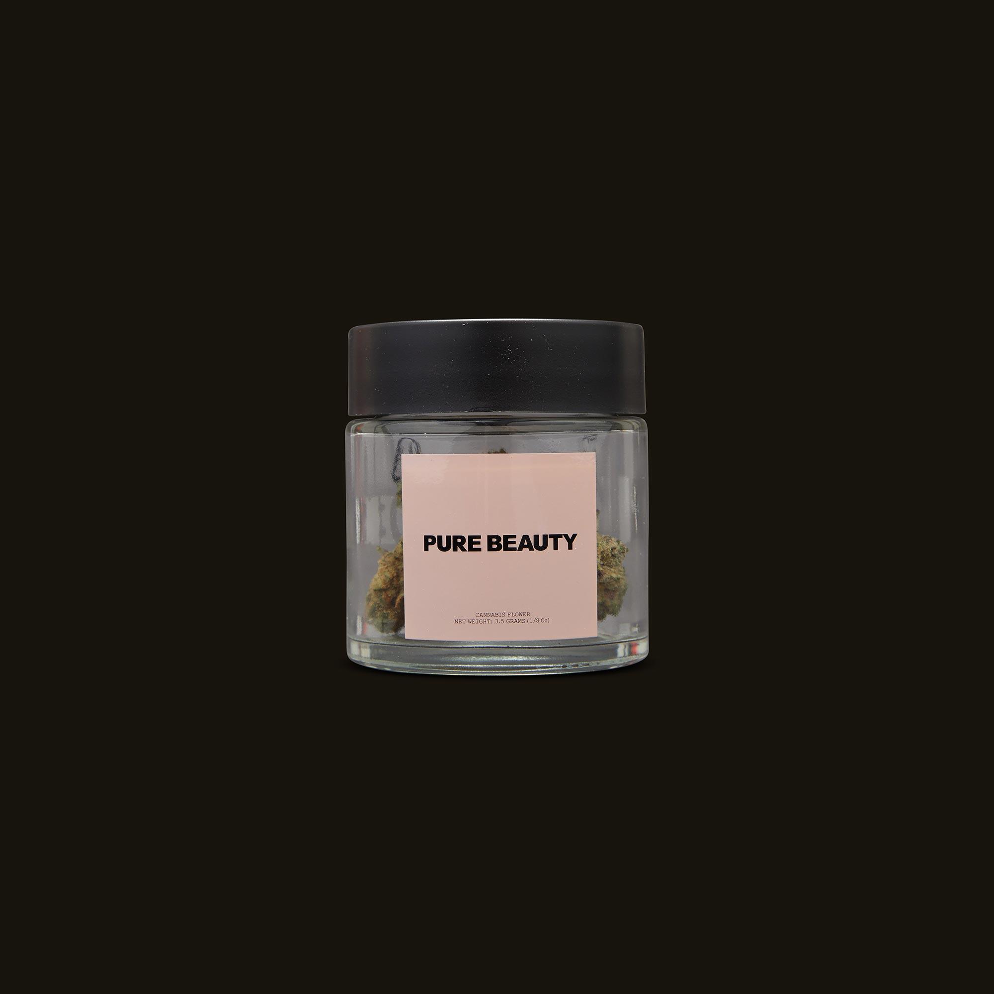 Pure Beauty Lava Cake Jar