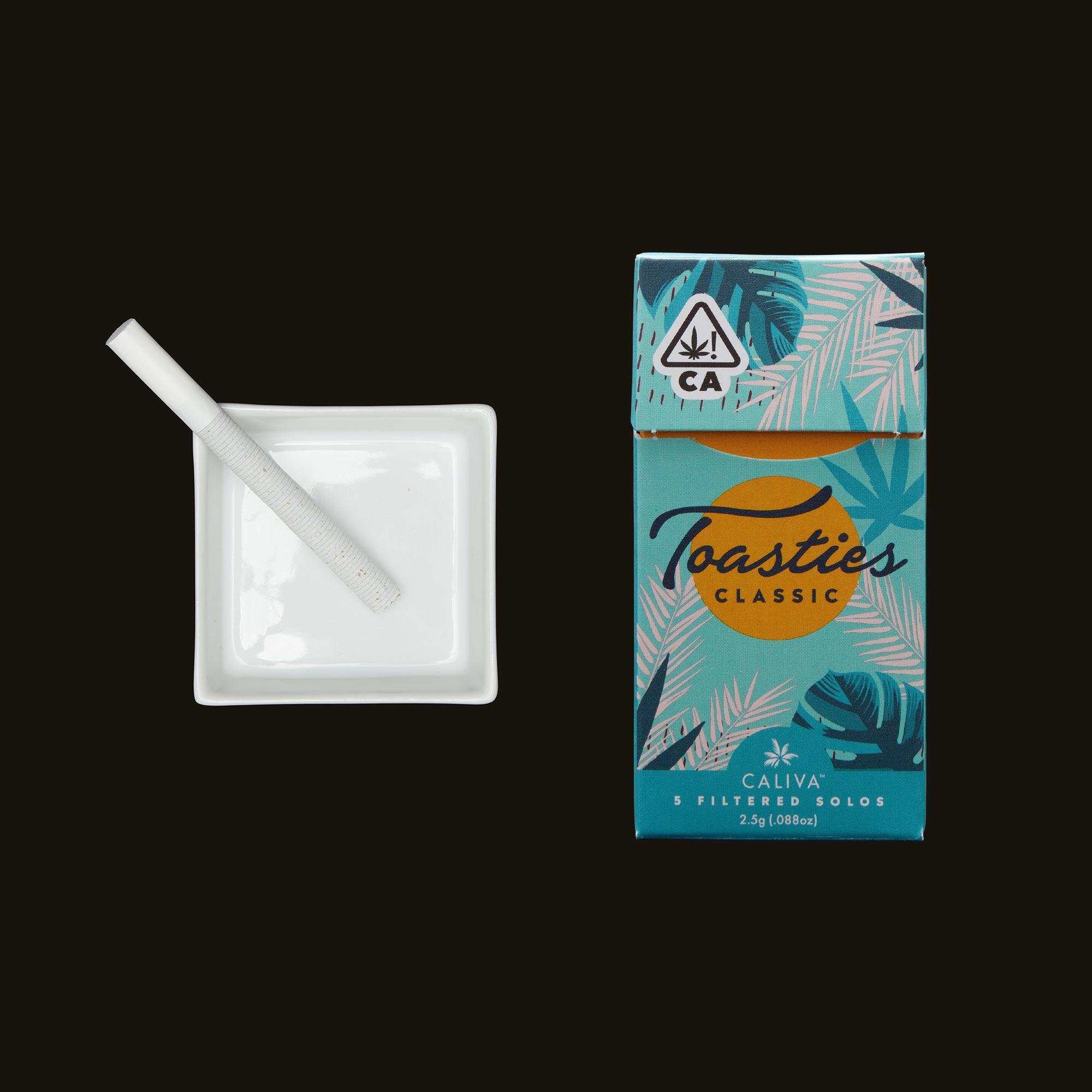 "Caliva Toasties ""Classics"" Pack"