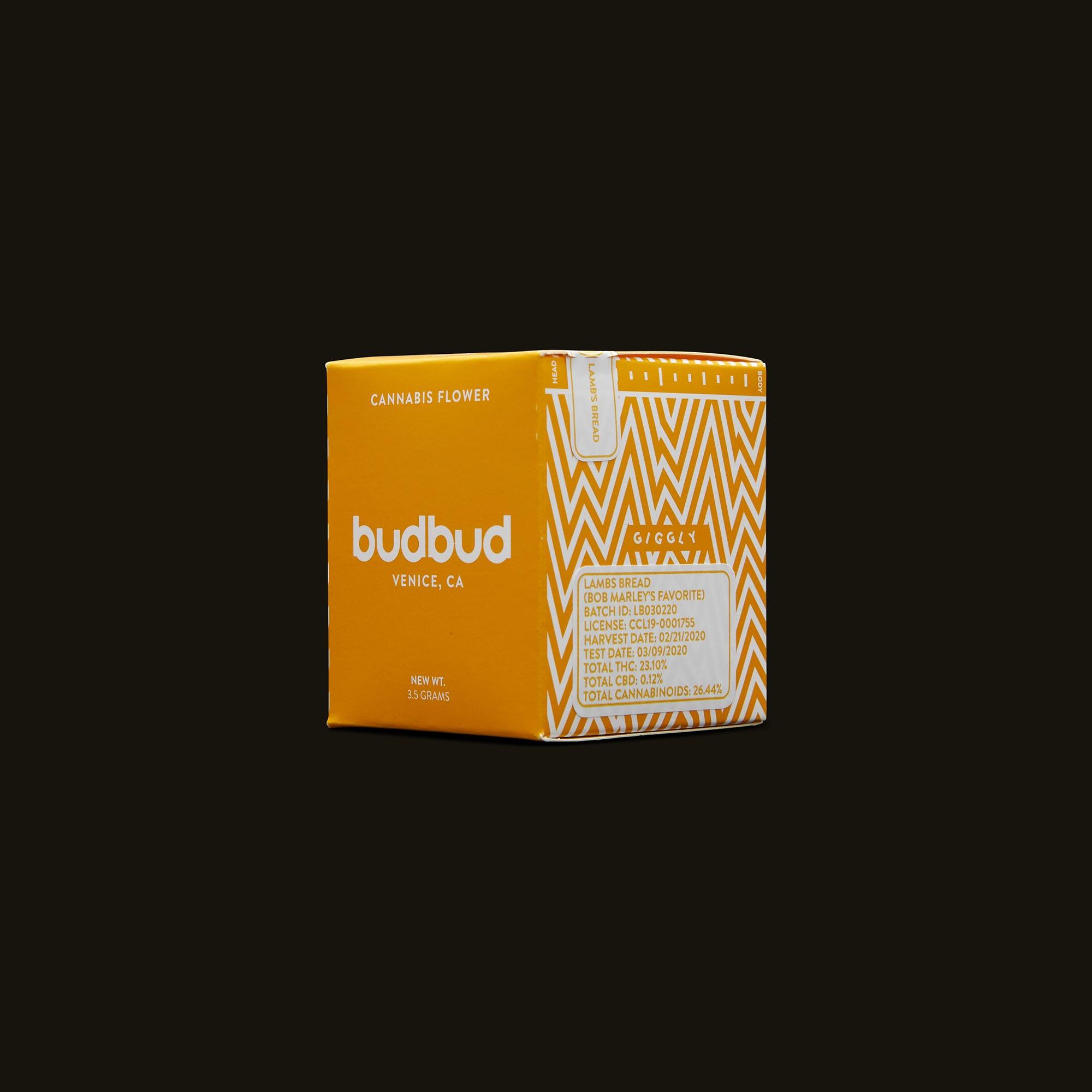 budbud Lamb's Bread Box
