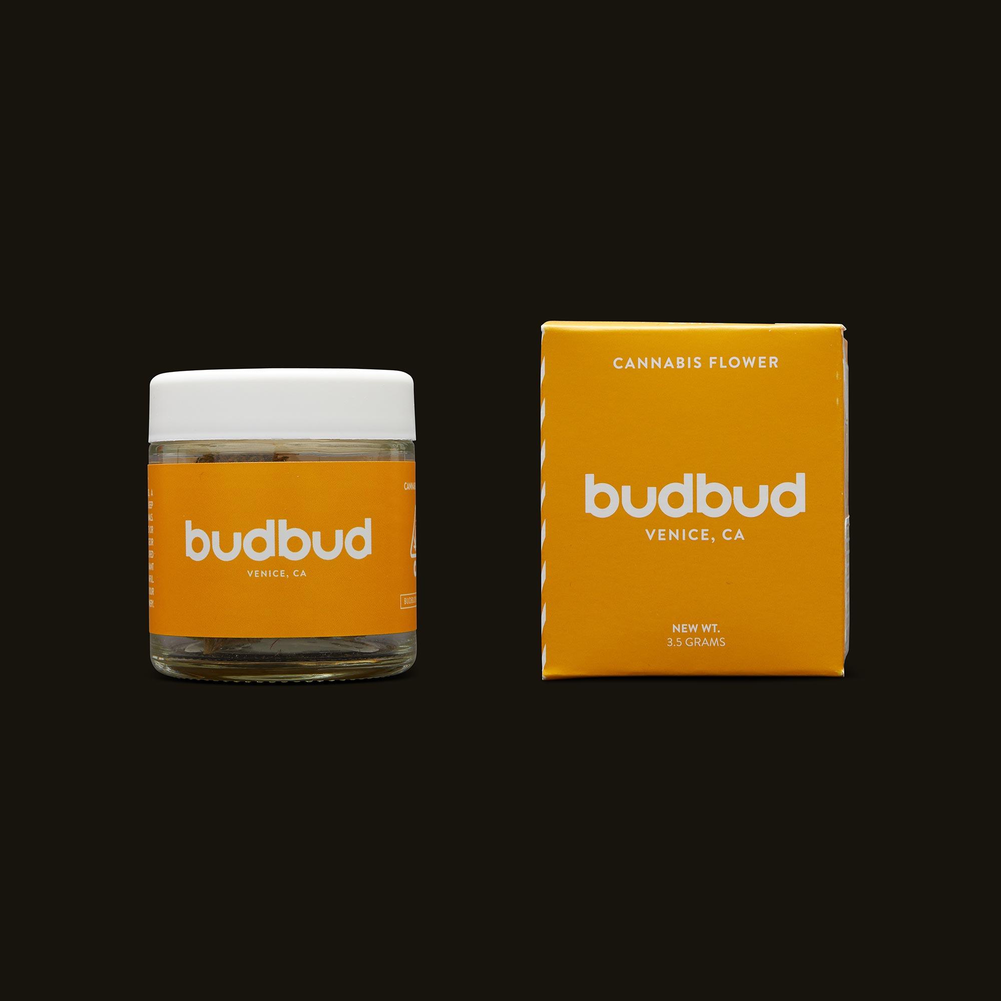 budbud Lamb's Bread Jar and Box