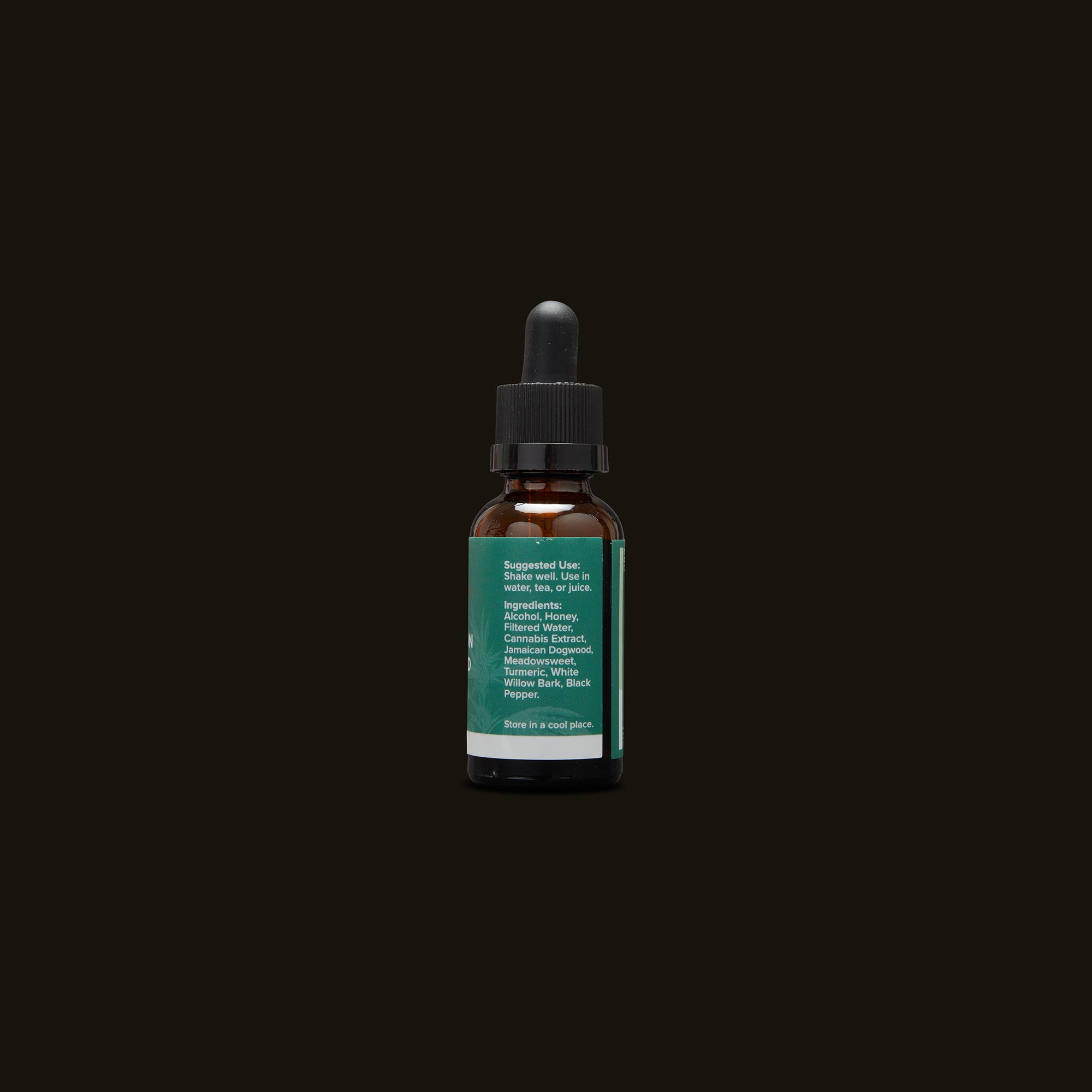 Humboldt Apothecary Inflammation Soother CBD 3:1 Ingredients