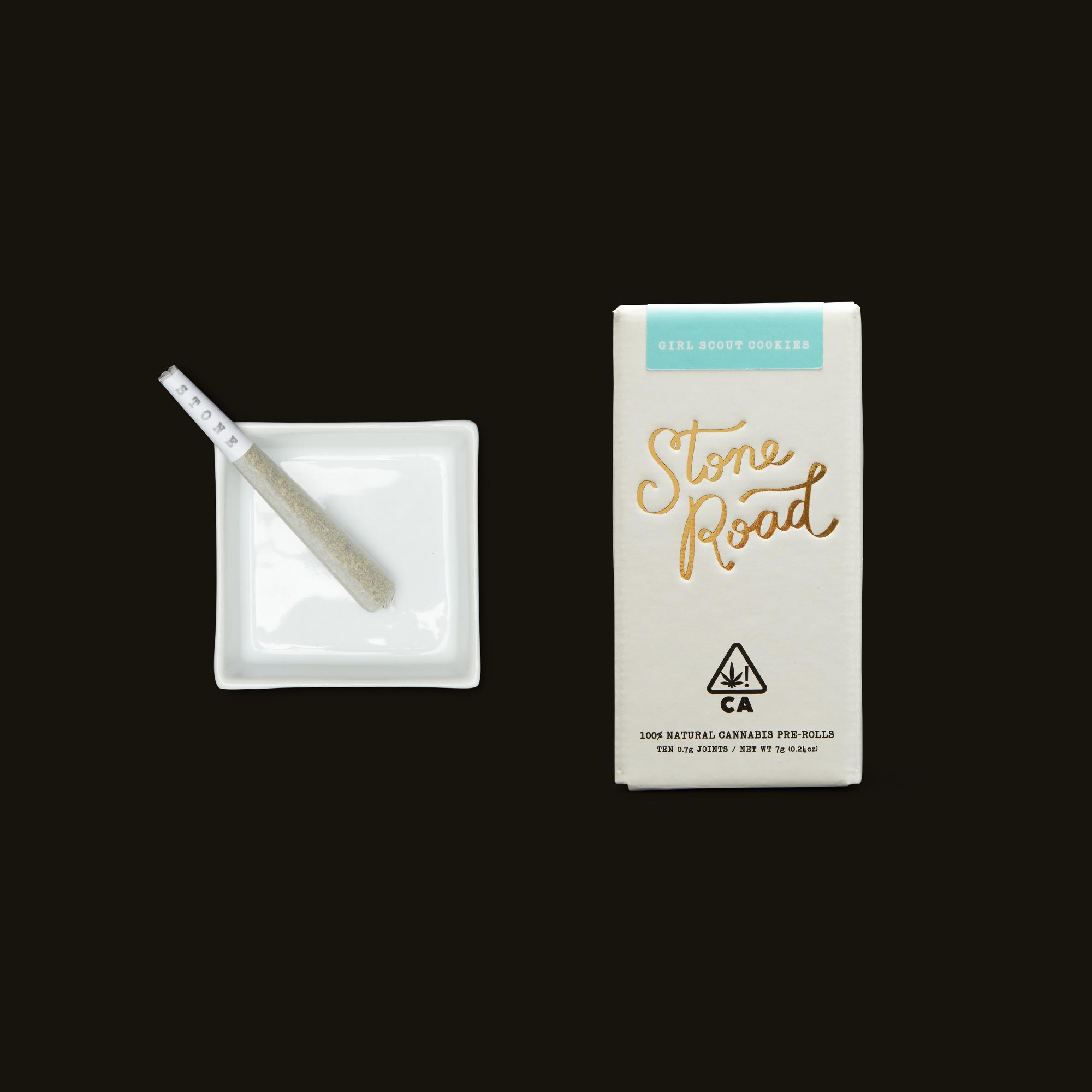 Stone Road Girl Scout Cookies Pre-Roll Pack