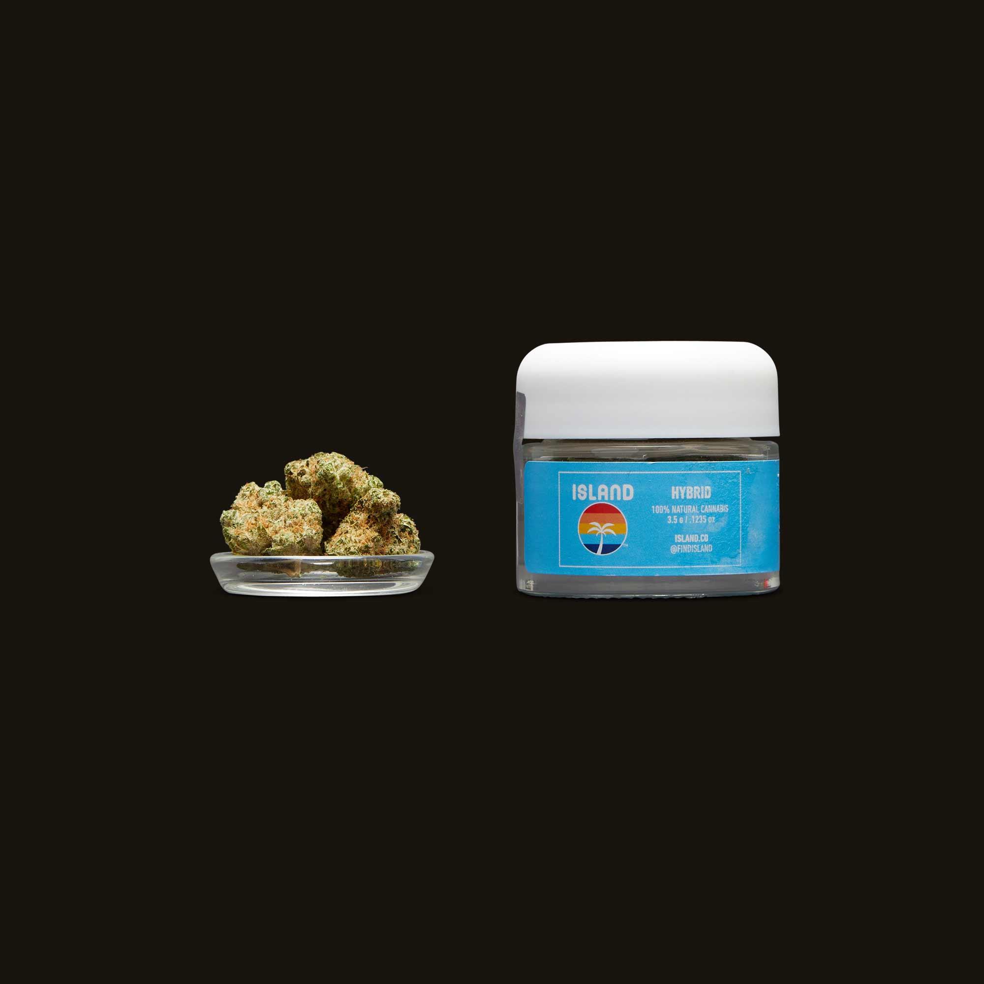 Island Vanilla Cream