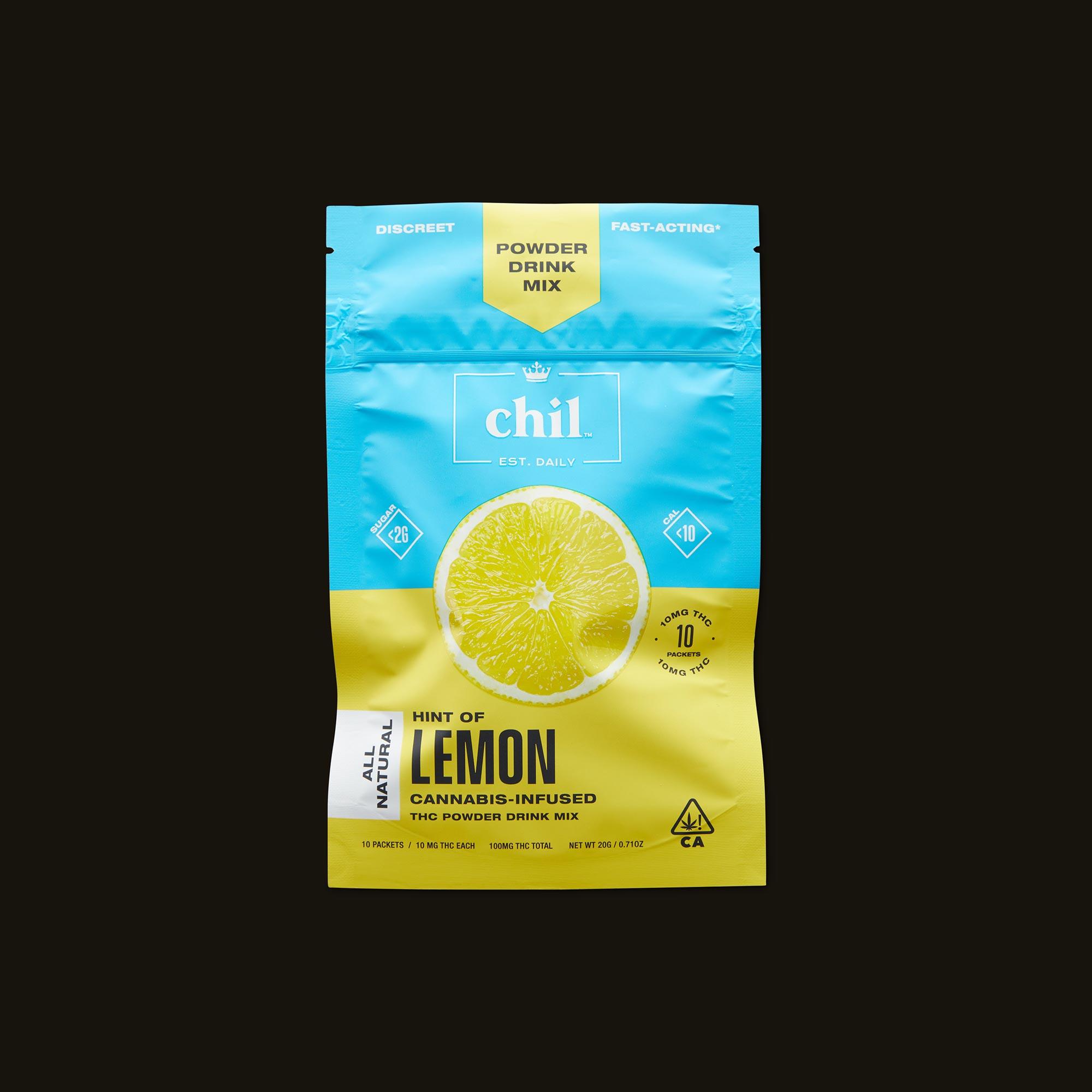 Chil Lemon Mixer Front Bag