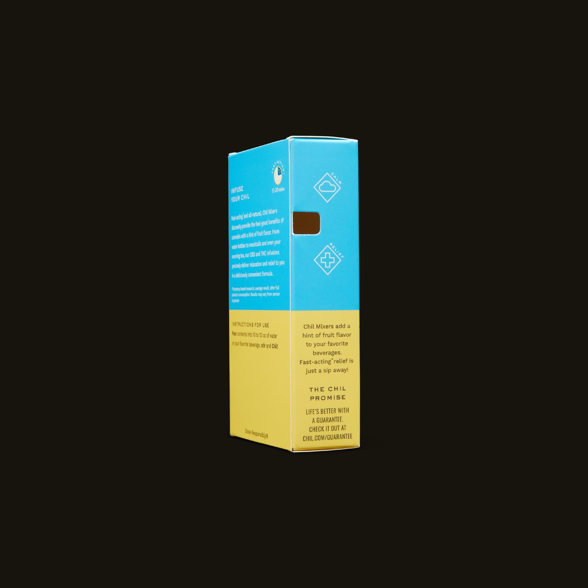 Chil Lemon Mixer Side Box