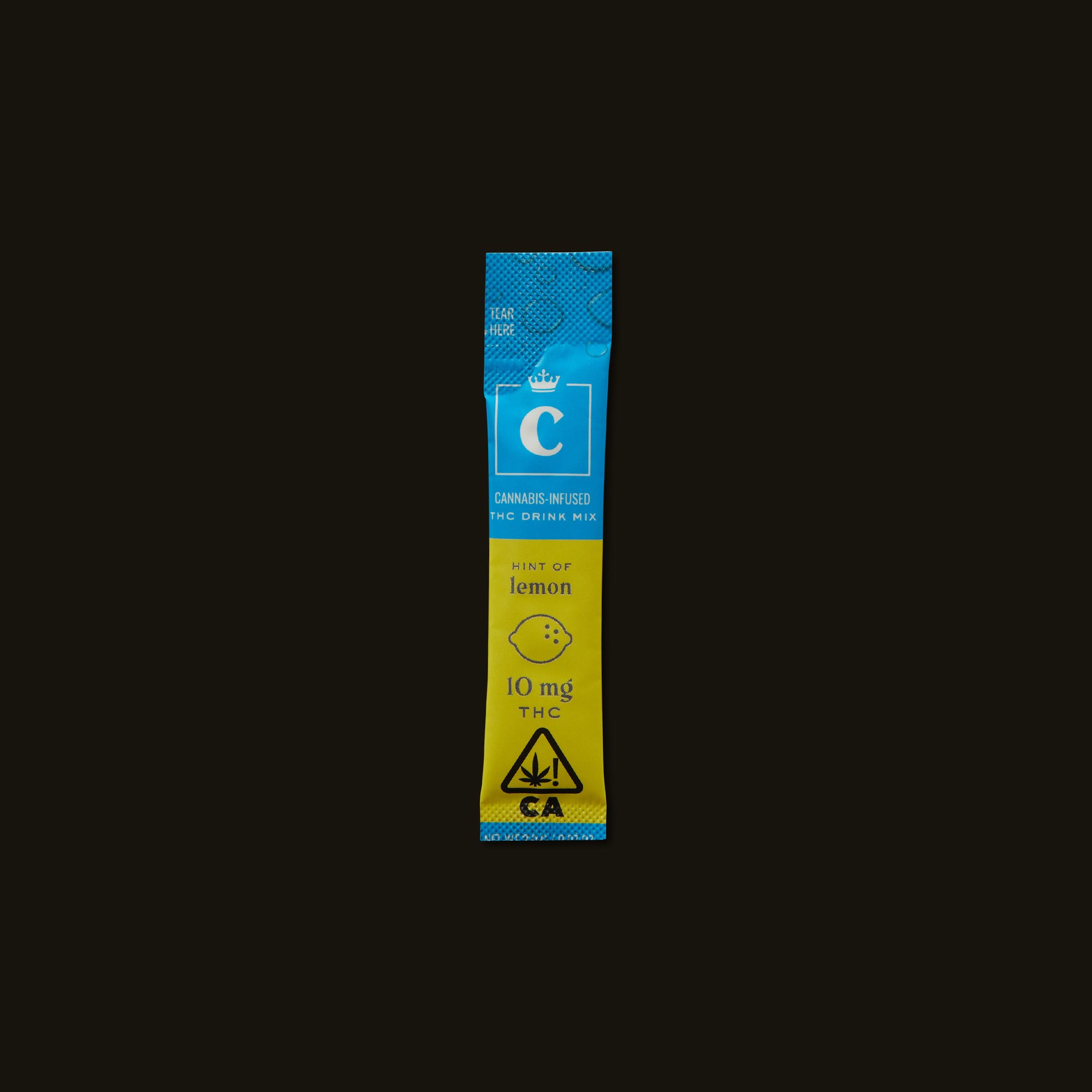 Chil Lemon Mixer Front Packaging
