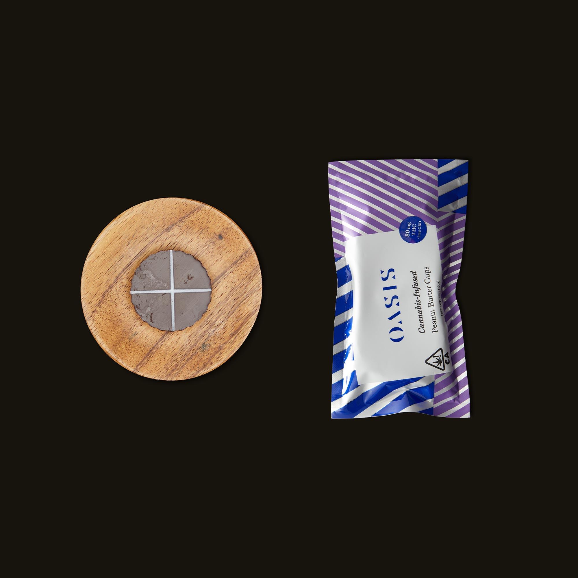 Oasis Peanut Butter Cups