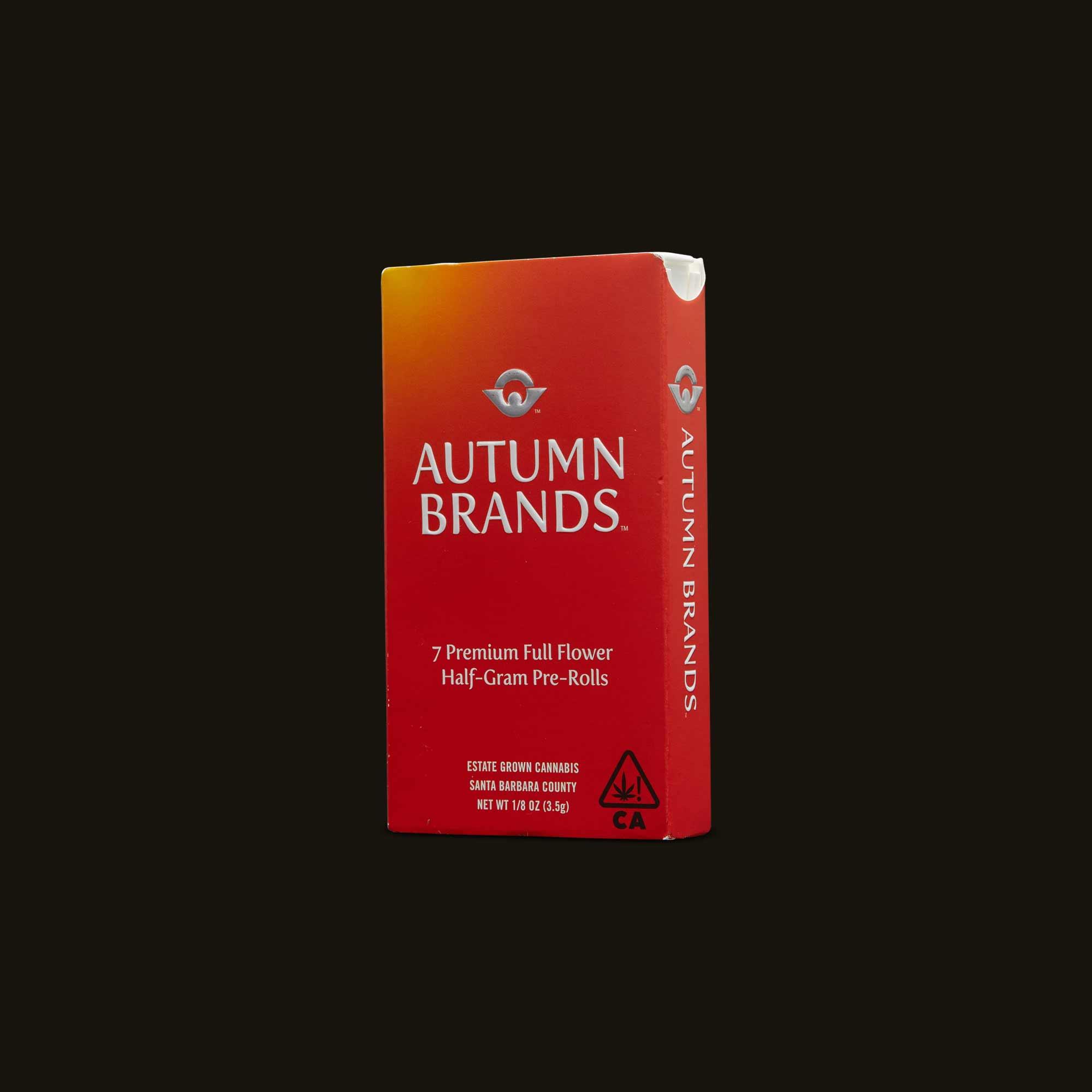 Autumn Brands Pre-Rolls - Day Dreamer Pre-Roll Pack