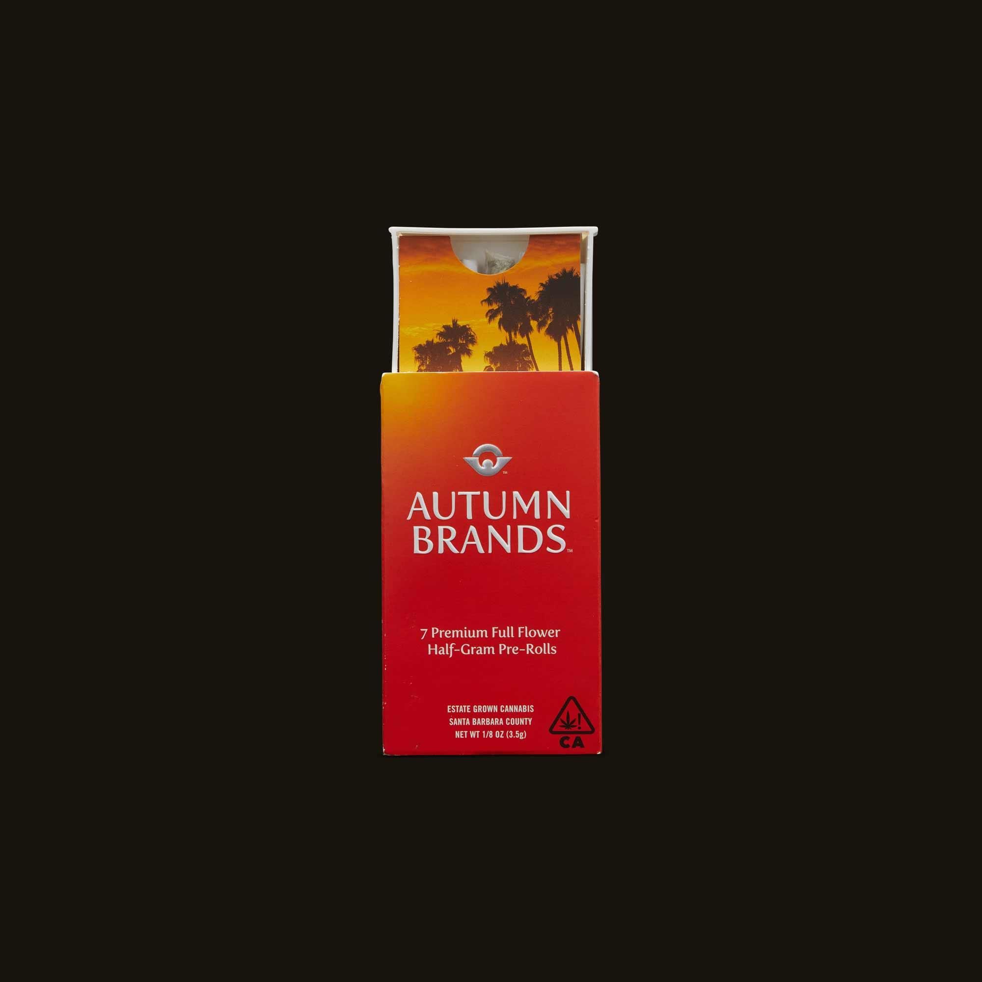 Medium Pre-Rolls by Autumn Brands