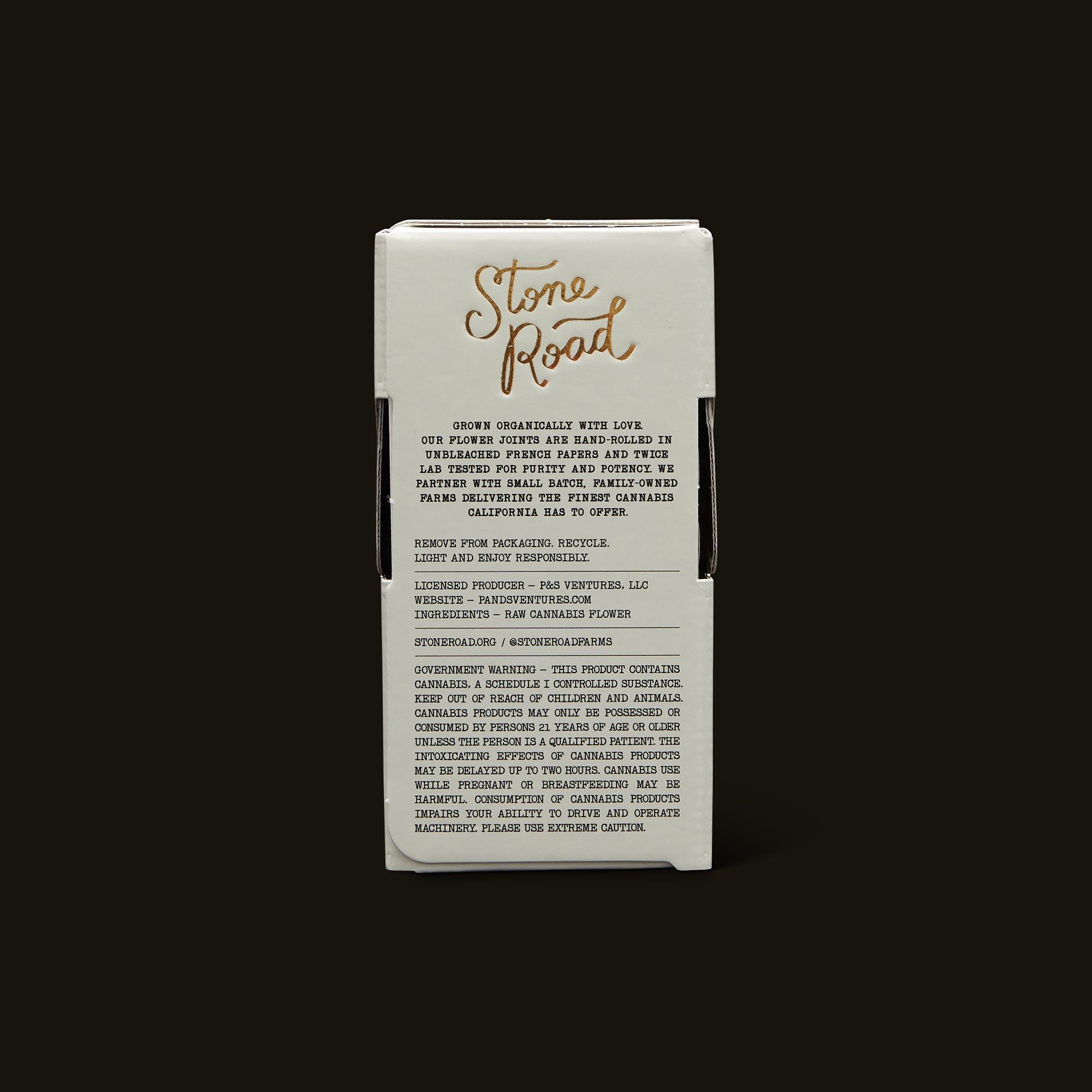 Stone Road Pre-Rolls - Lemon Haze Infused Pre-Roll Pack