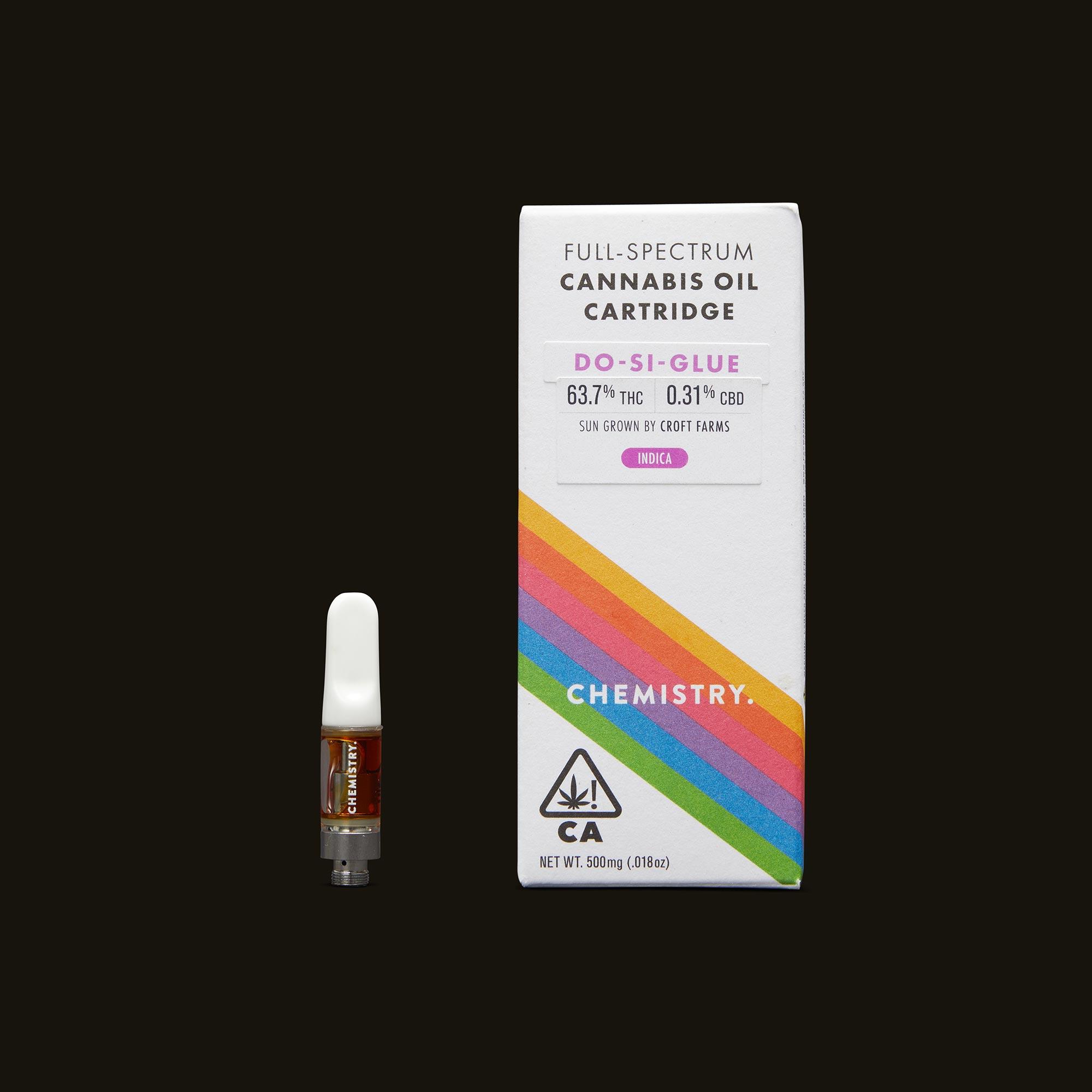 Chemistry Do-Si-Glue Cartridge