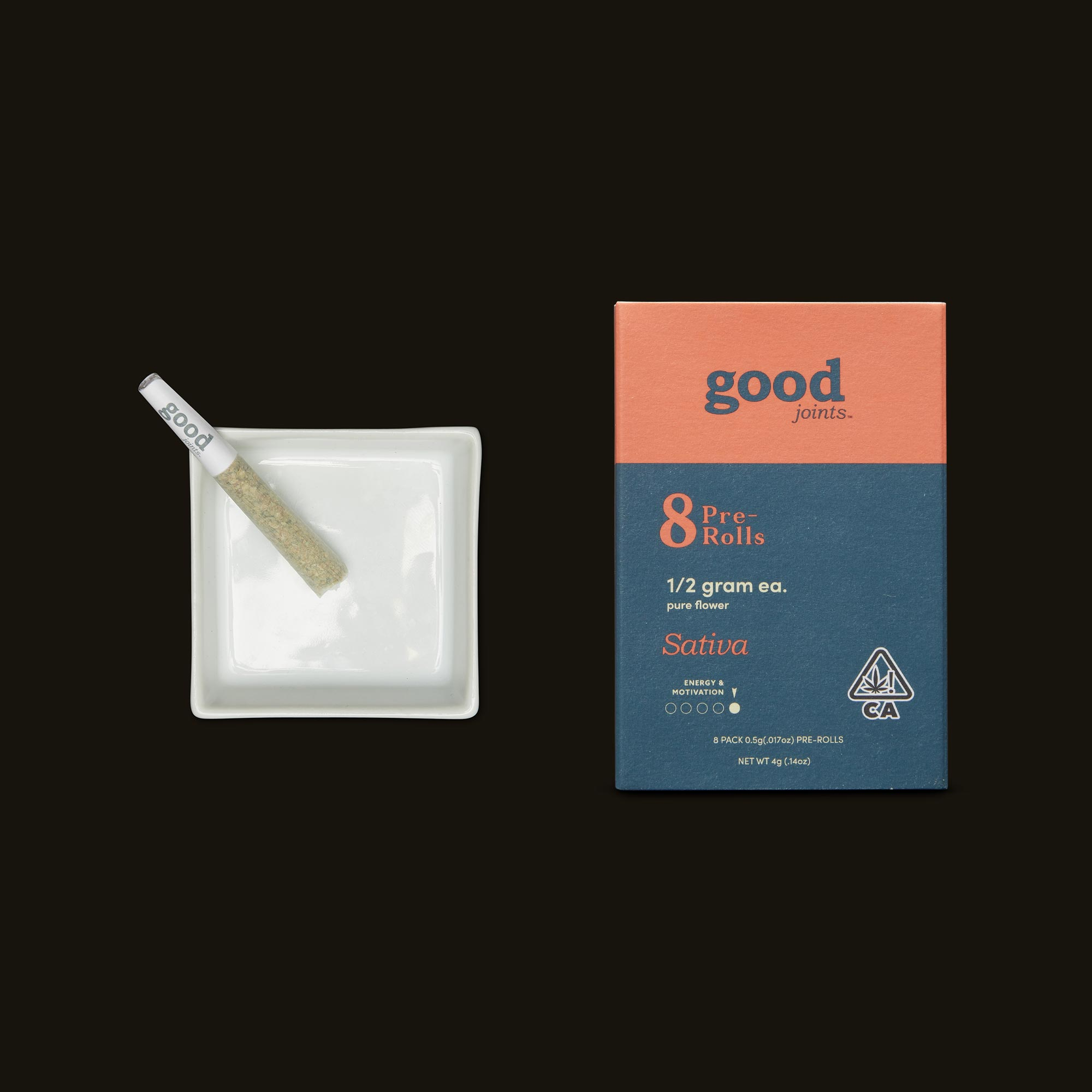 Good Brands Sativa Pre-Rolls