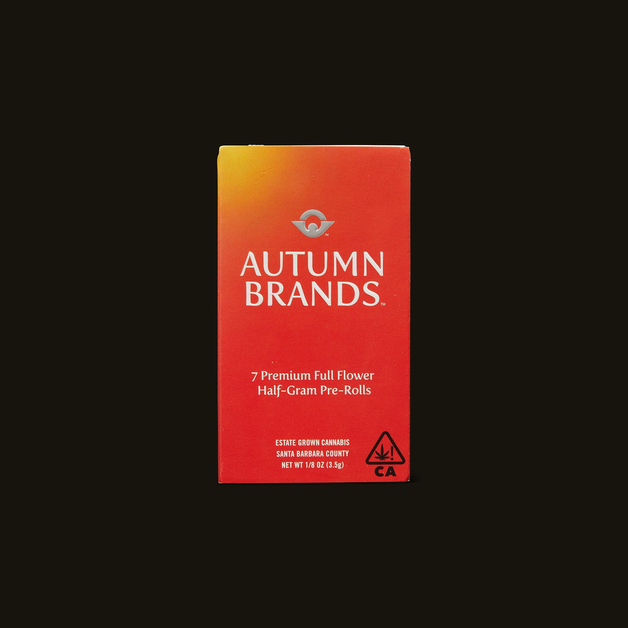 Autumn Brands Dreamwalker Pack Front Packaging