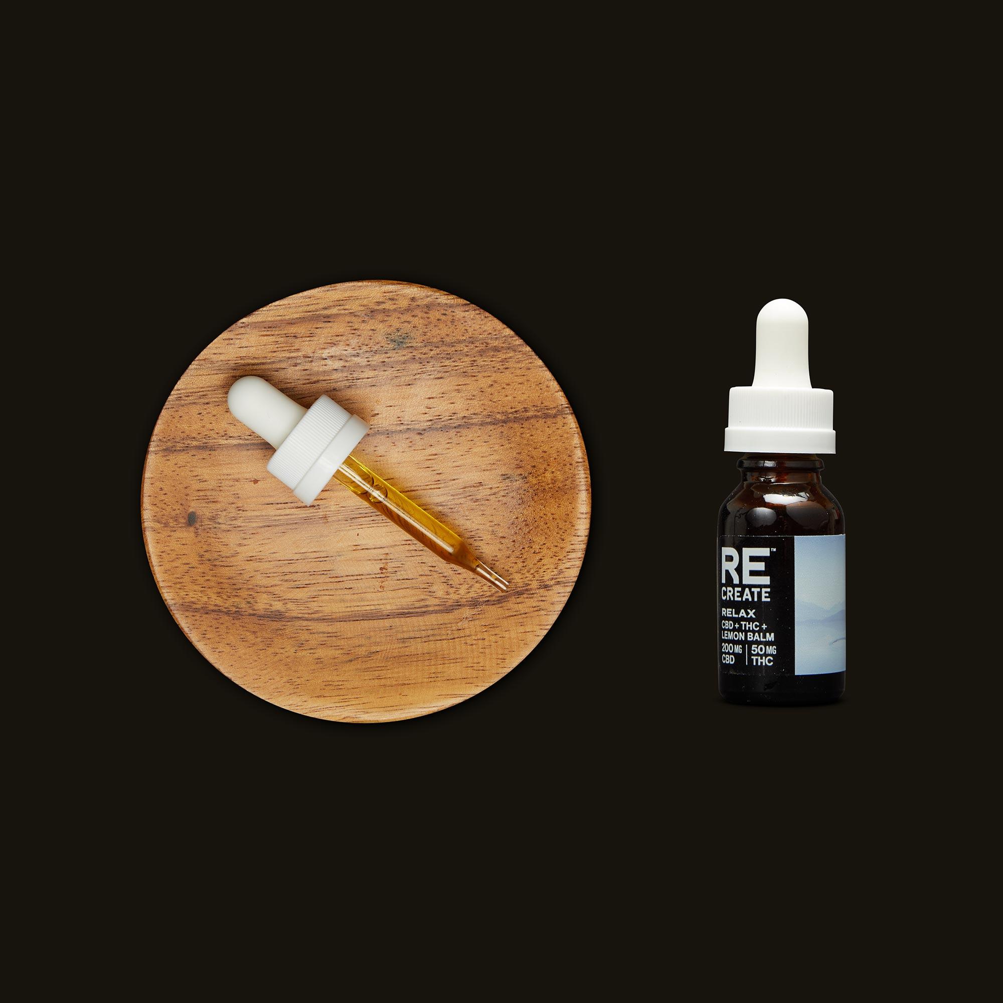 ReCreate Relax Tincture - 15ml