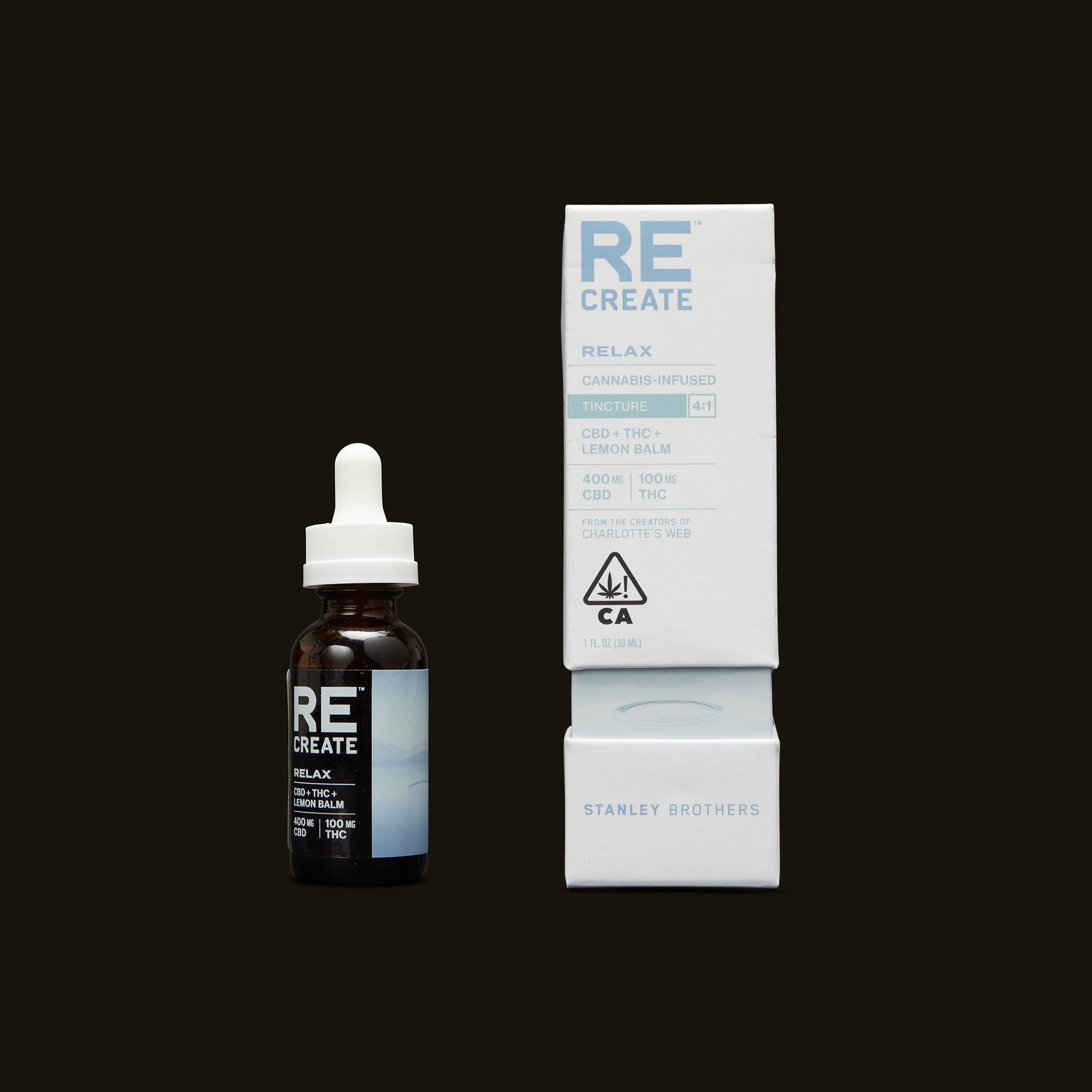Relax Tincture by ReCreate