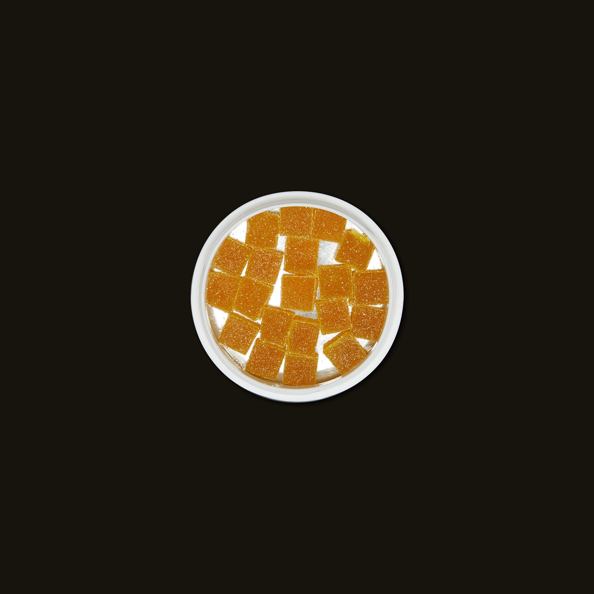 Plus Lemon Jack Strains Gummies Open Packaging