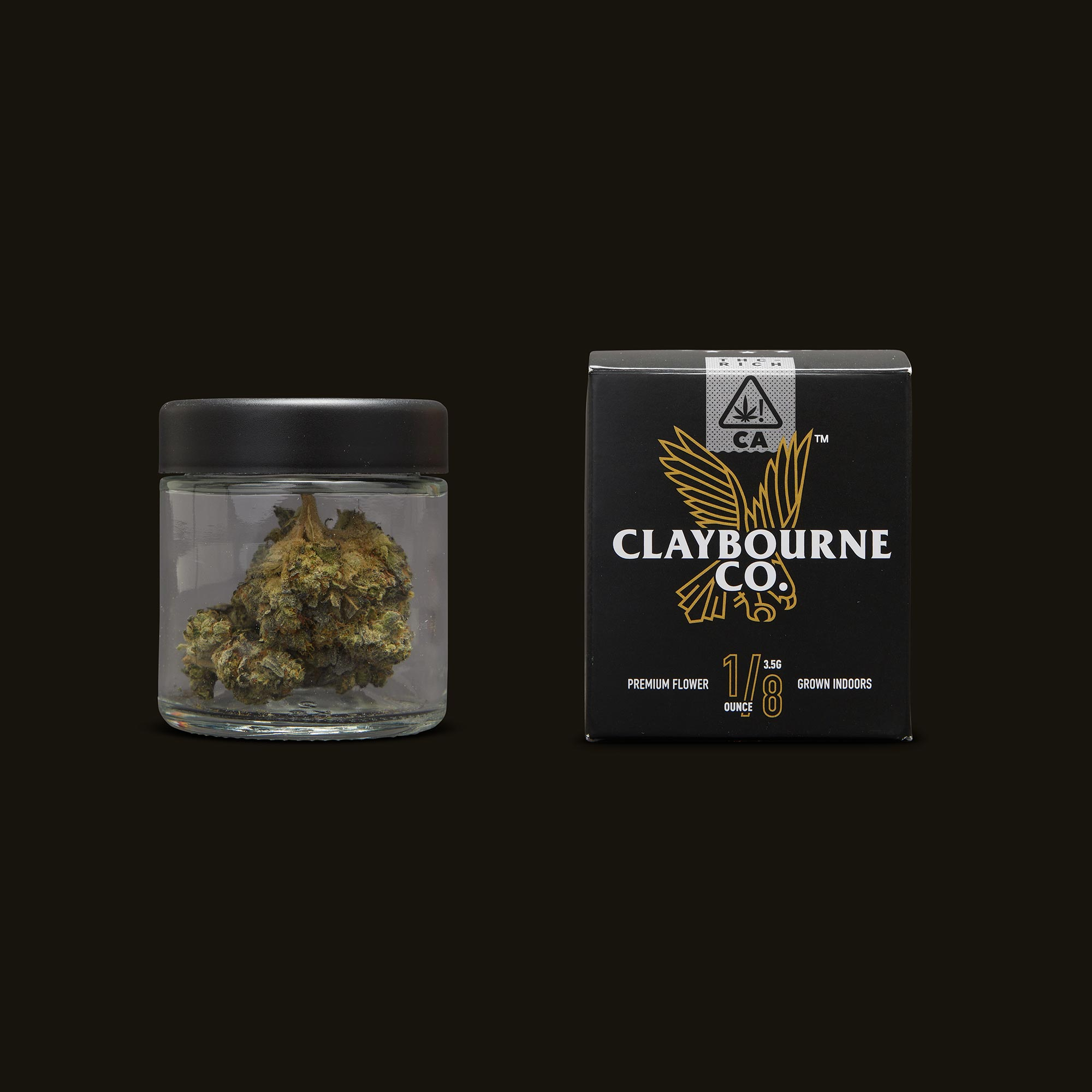 Strong Flower by Claybourne Co.