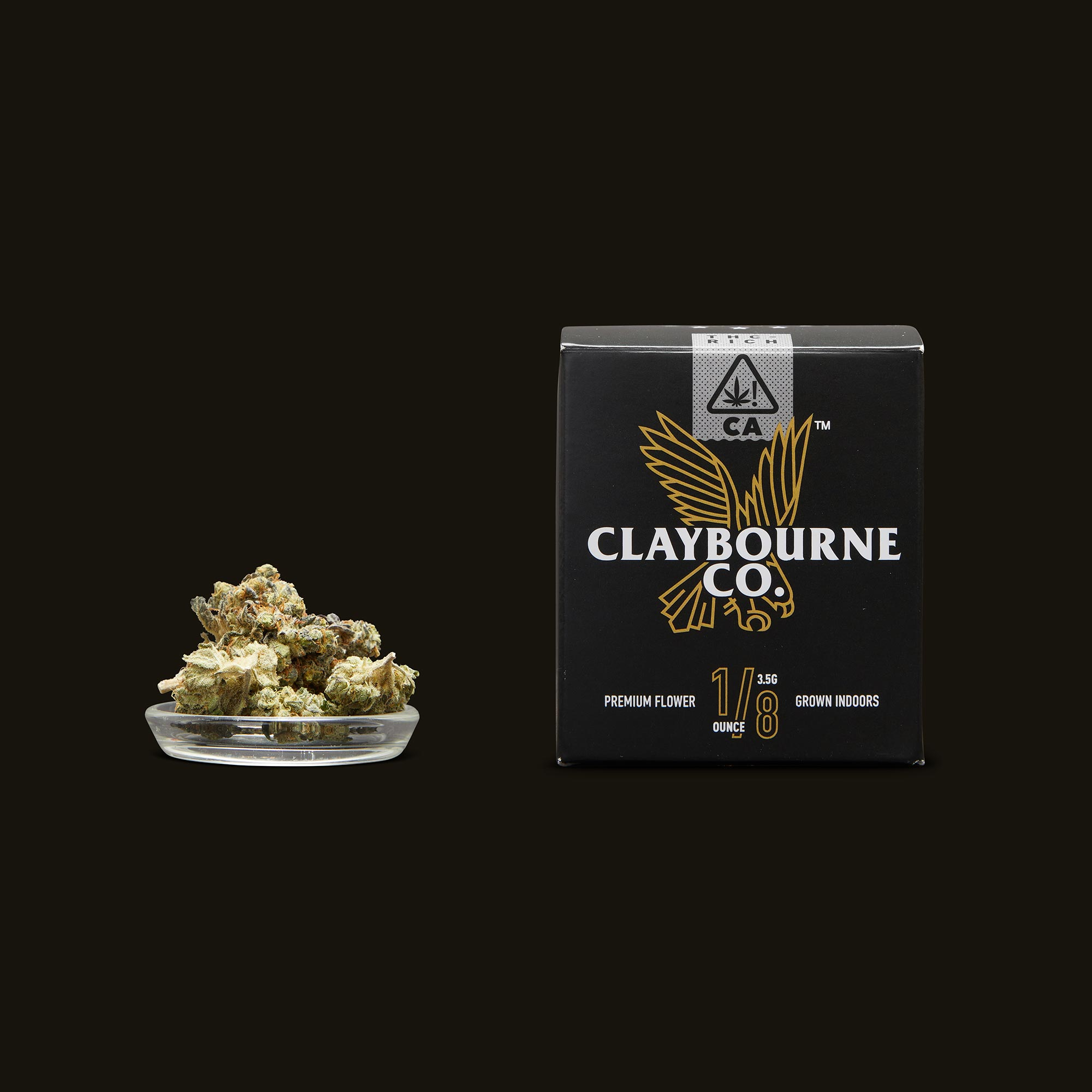 Claybourne Co. Kosher Kush