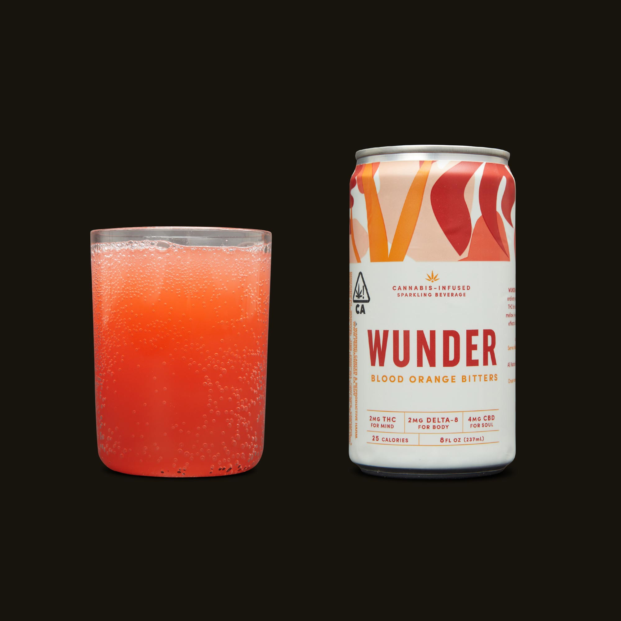 Wunder Blood Orange Bliss Bitters