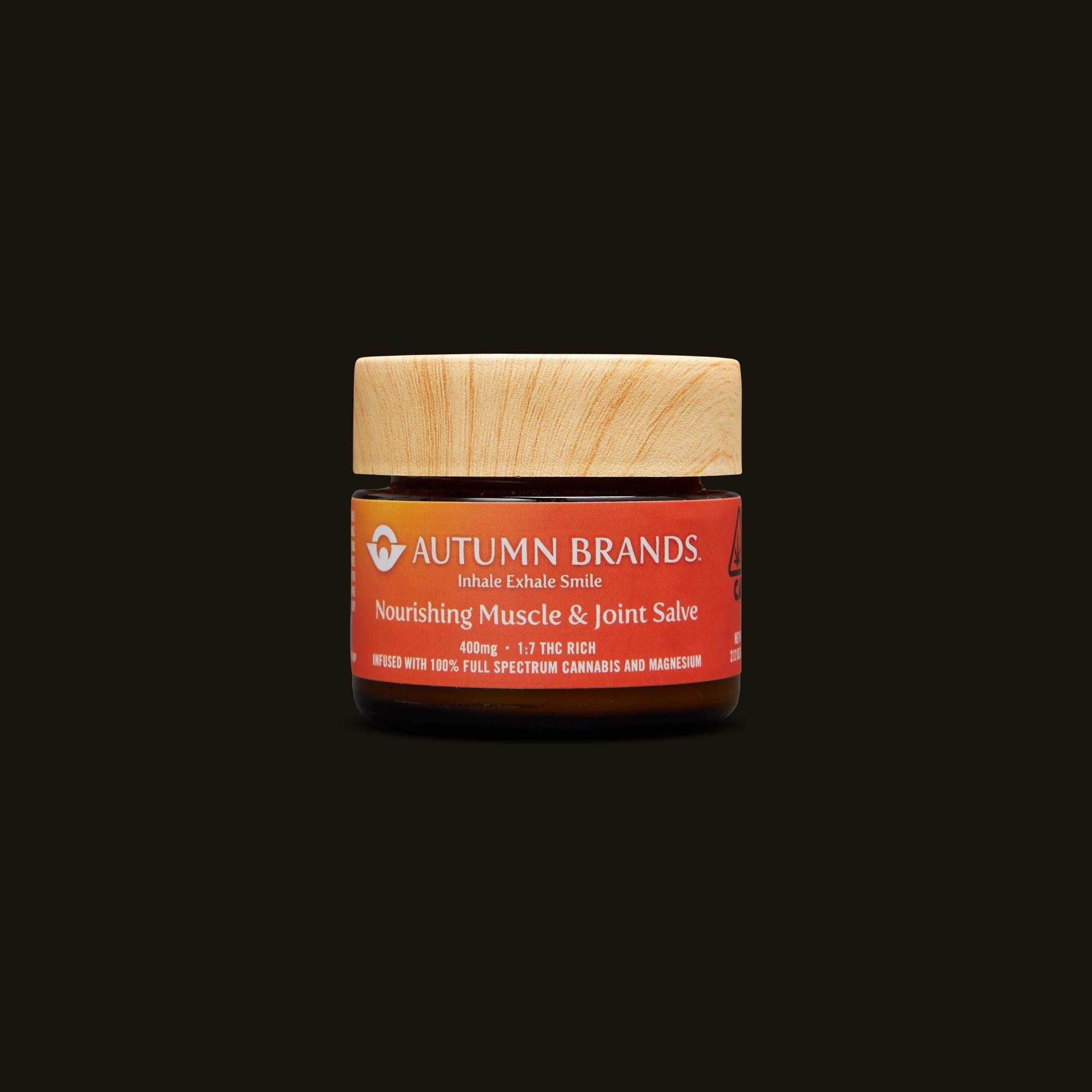 Autumn Brands Nourishing Muscle & Joint Salve