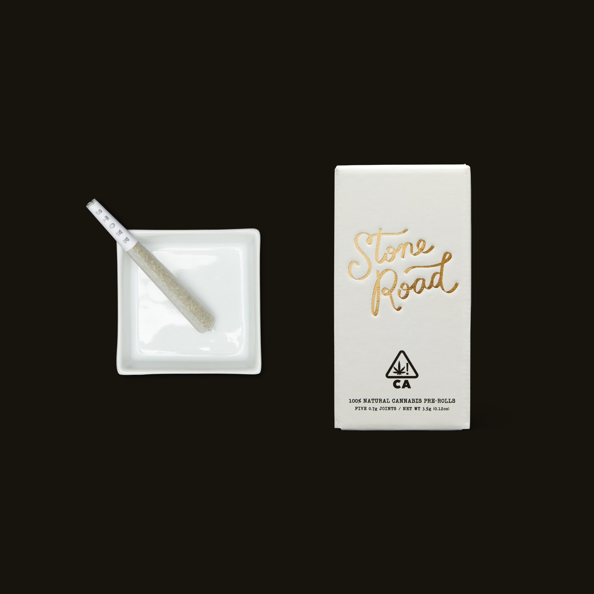 Stone Road Bling Cake Infused Pre-Roll Pack