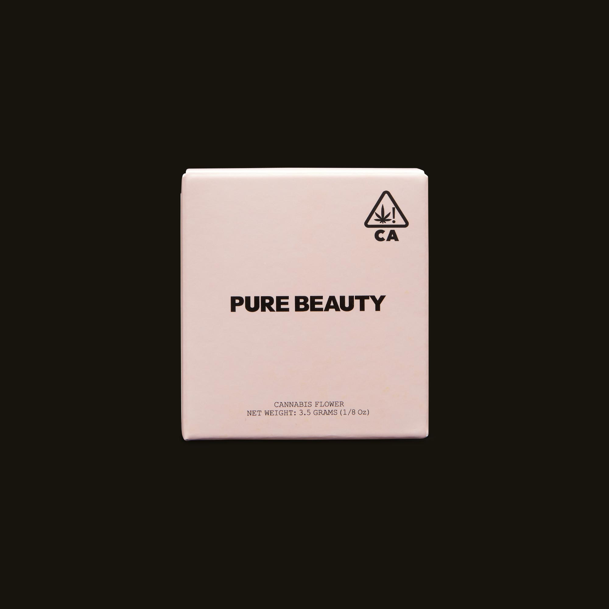 Pure Beauty Sea Star Front Packaging